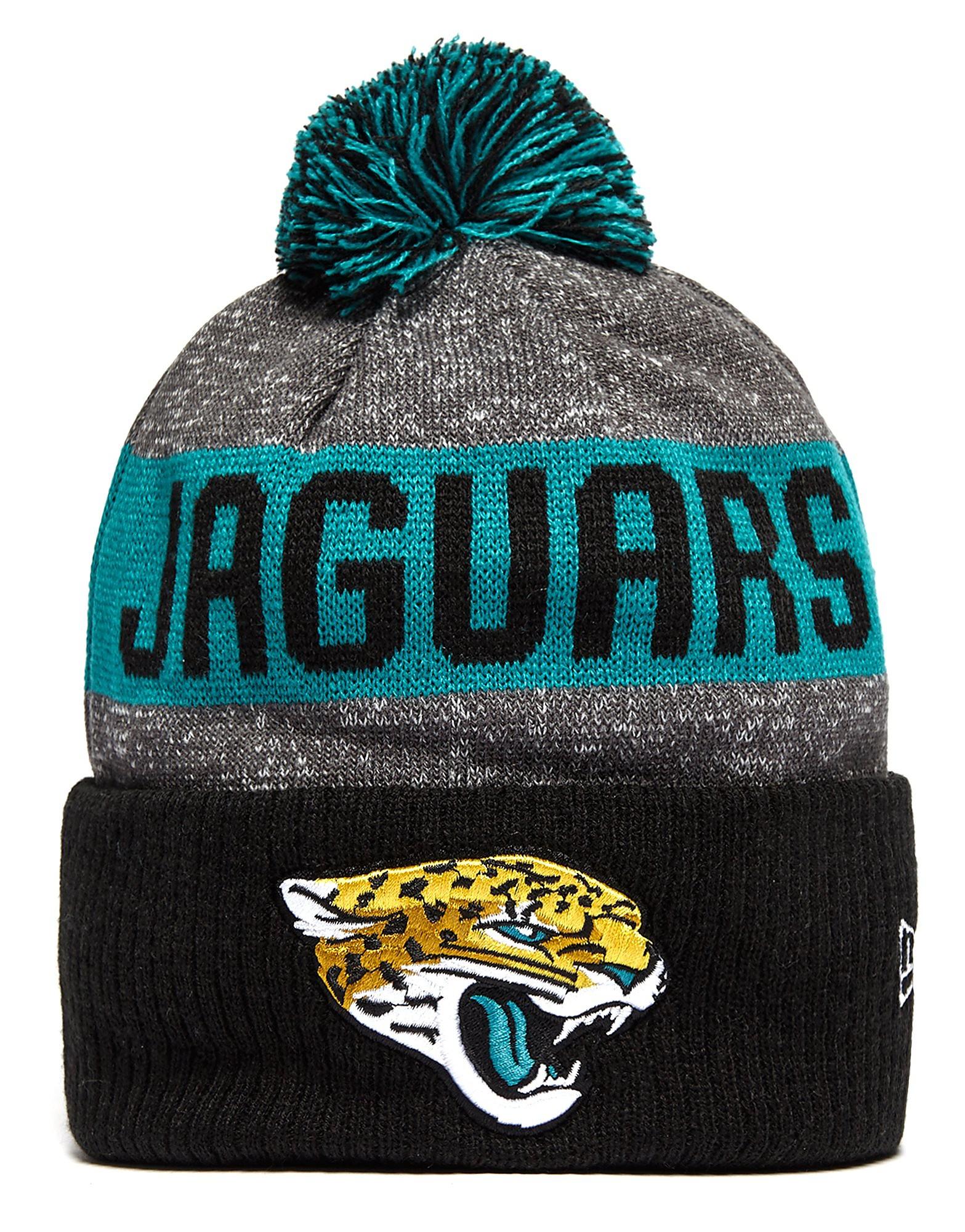 New Era NFL Jacksonville Jaguars Pom Beanie