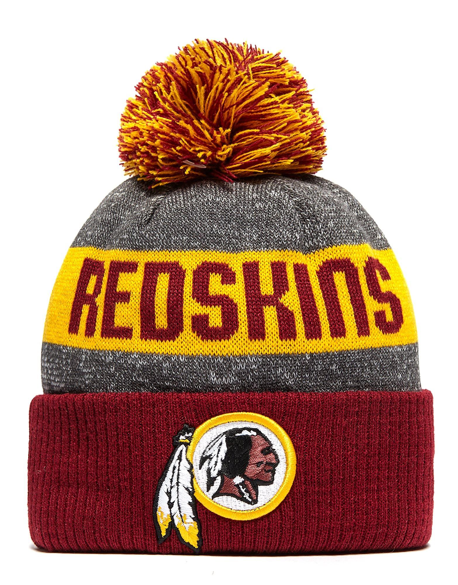 New Era NFL Washington Redskins Pom Beanie