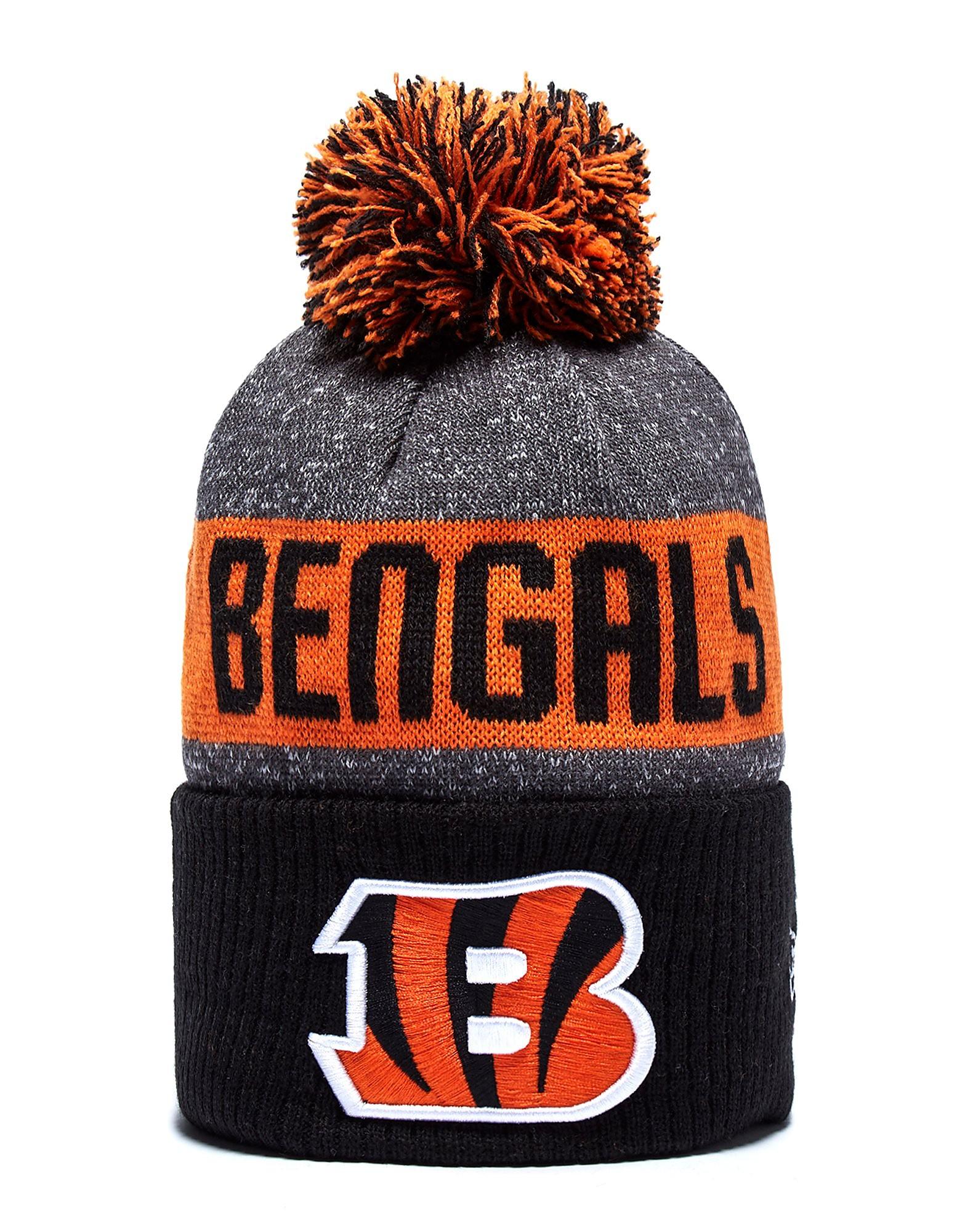 New Era NFL Cincinnati Bengals Pom Beanie