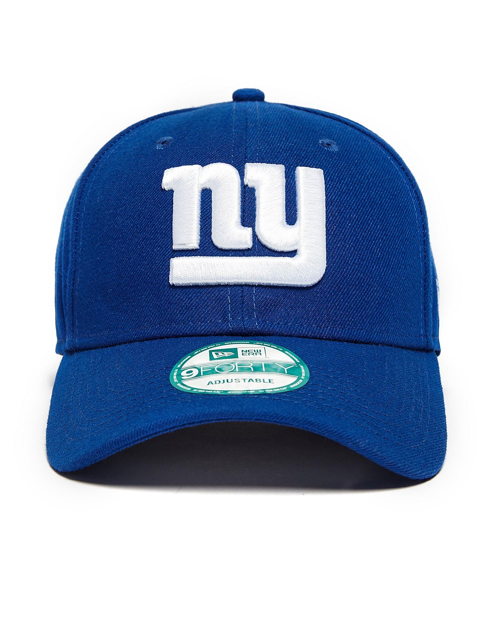 New Era 9FORTY NFL New York Giants Cap