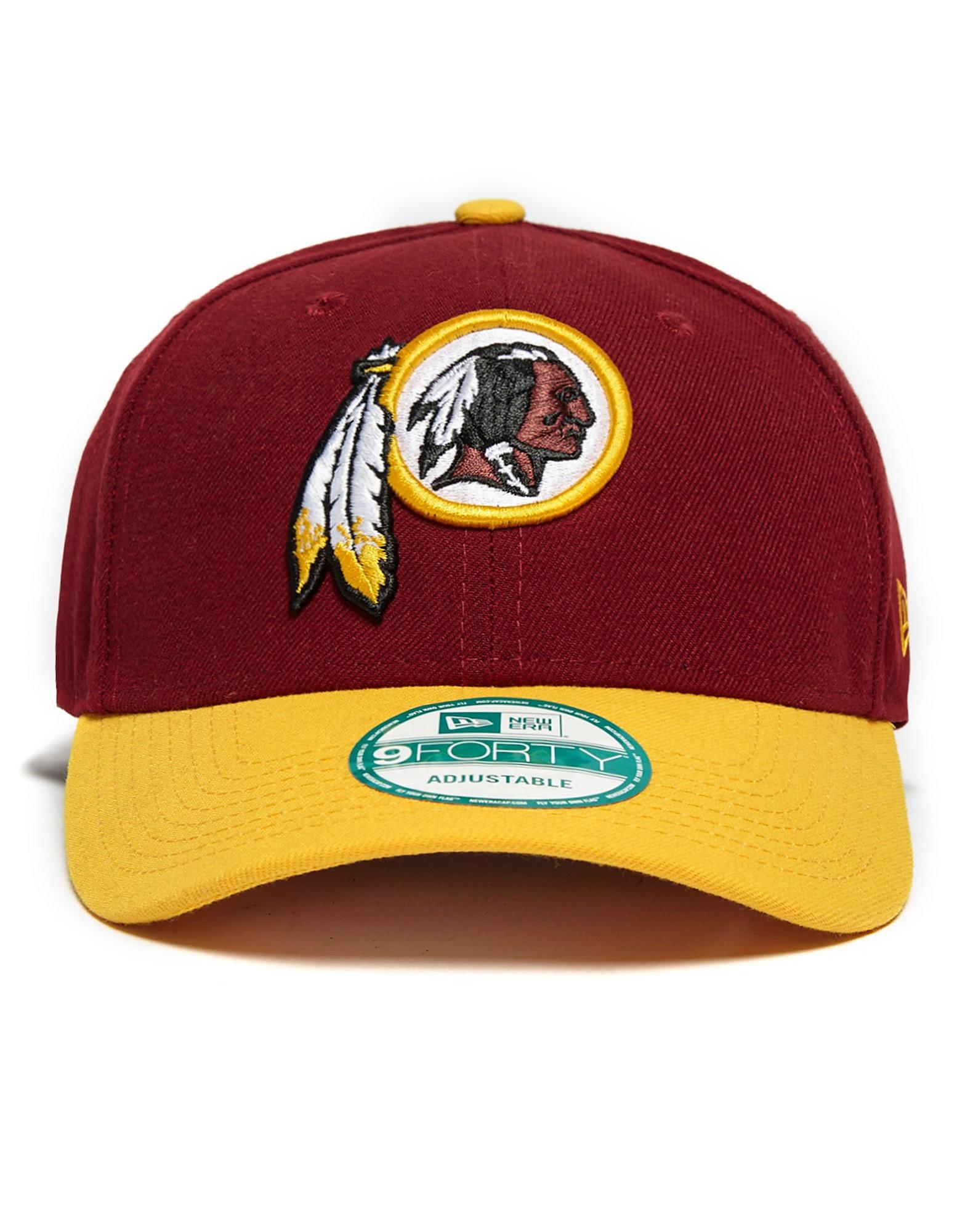 New Era 9FORTY NFL Washington Redskins Cap