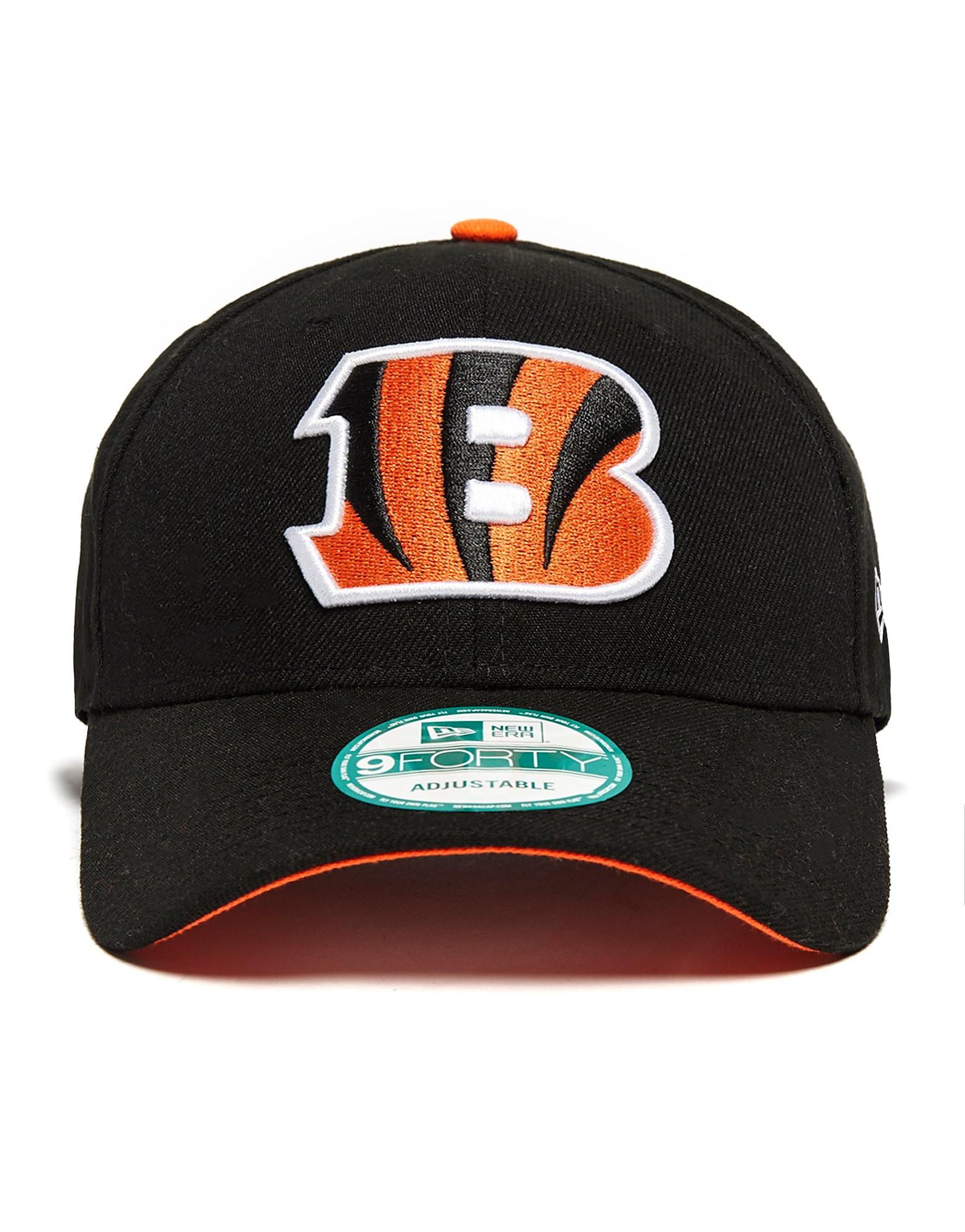 New Era Gorra 9FORTY de los Cincinnati Bengals de la NFL
