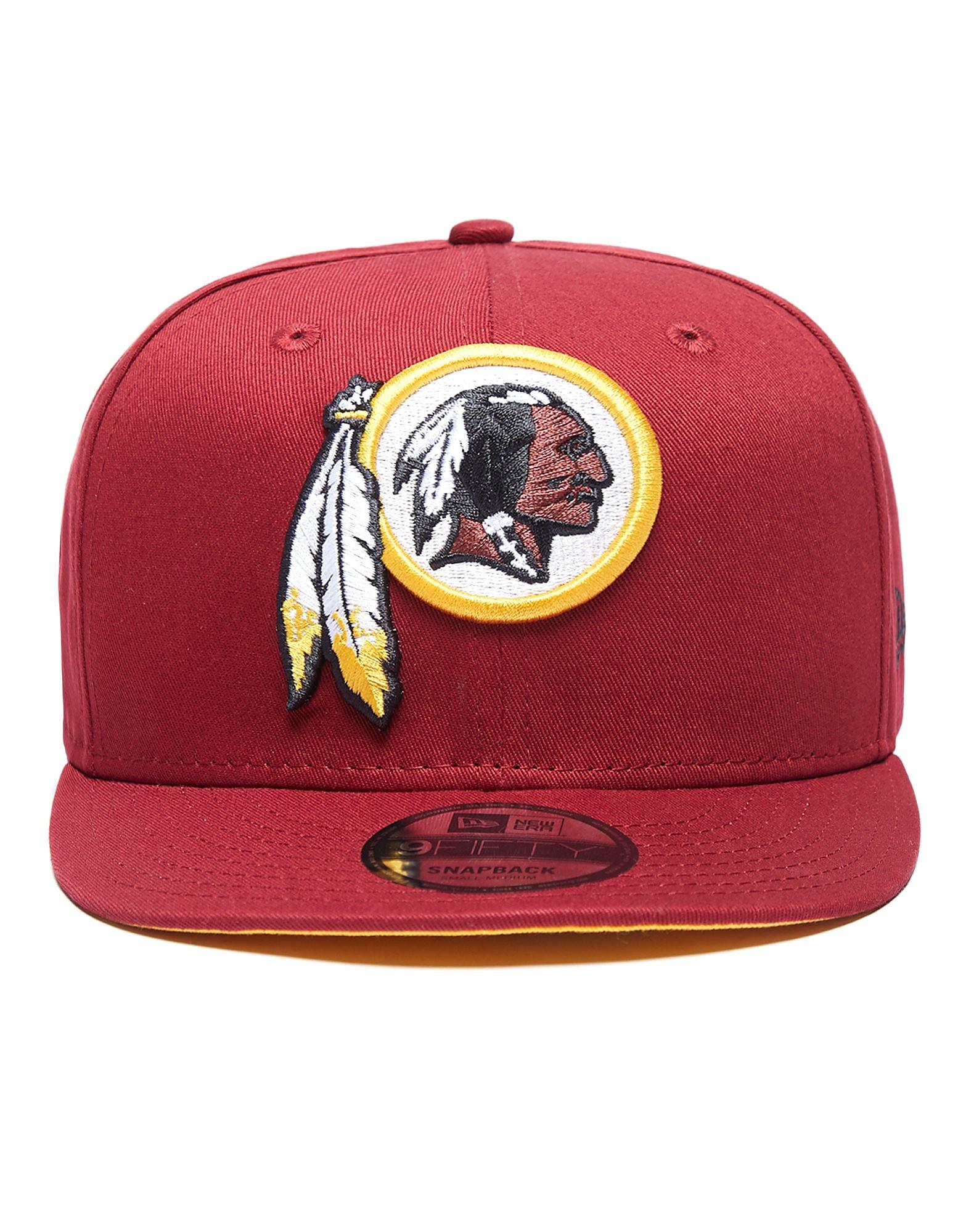 New Era NFL Washington Redskins Snapback Cap