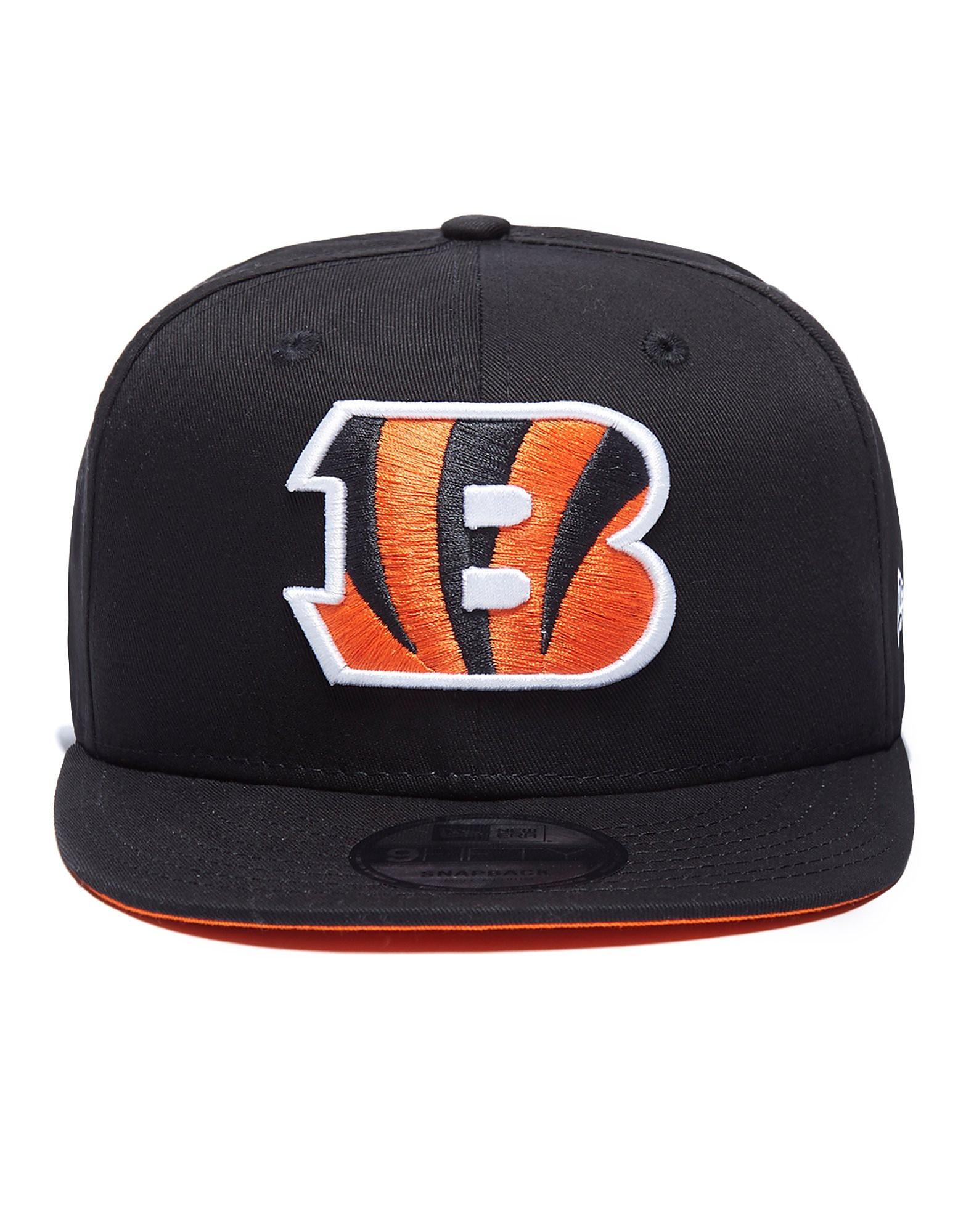 New Era NFL Cincinnati Bengals 9FIFTY Snapback Cap