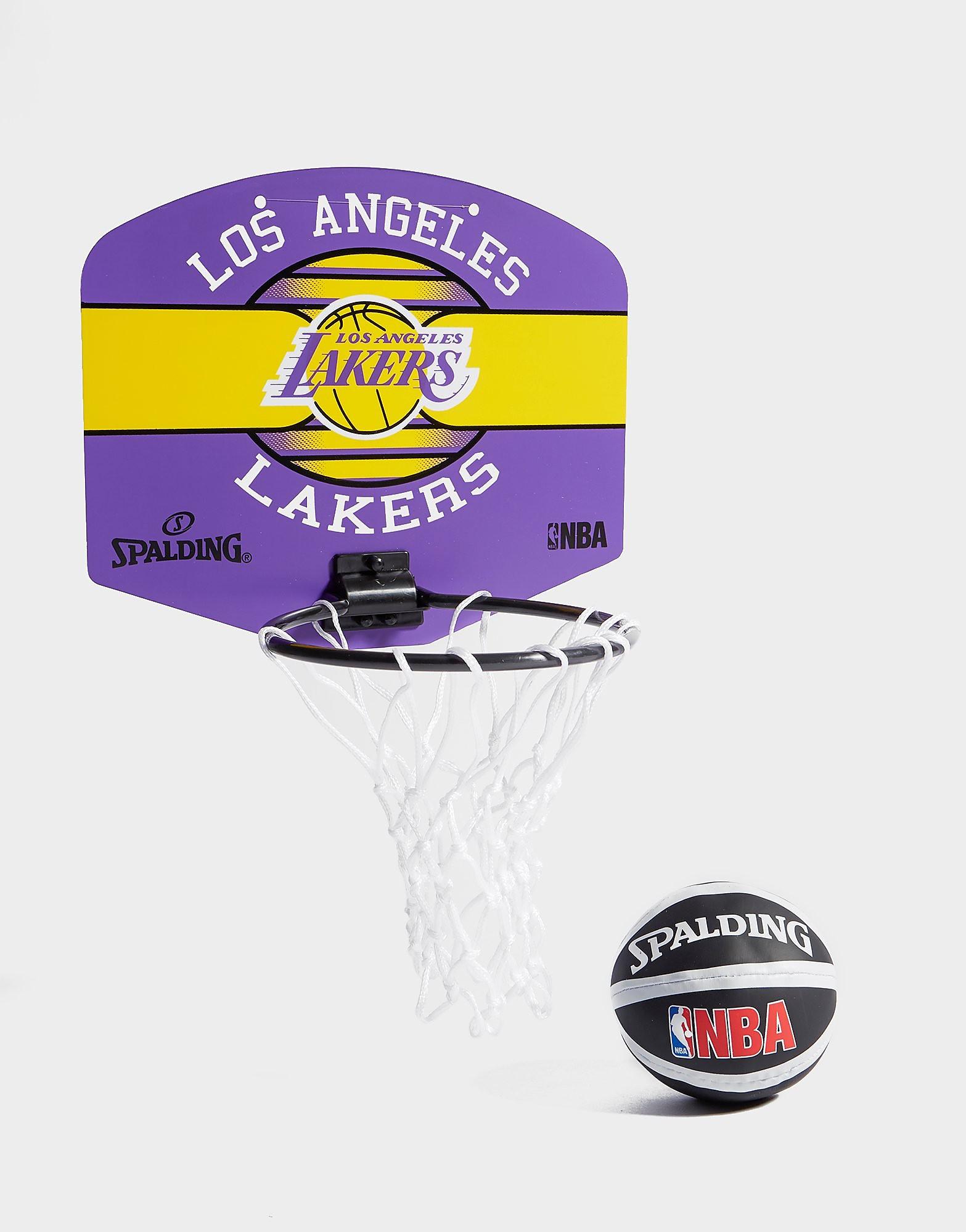 Spalding NBA Los Angeles Lakers Miniboard
