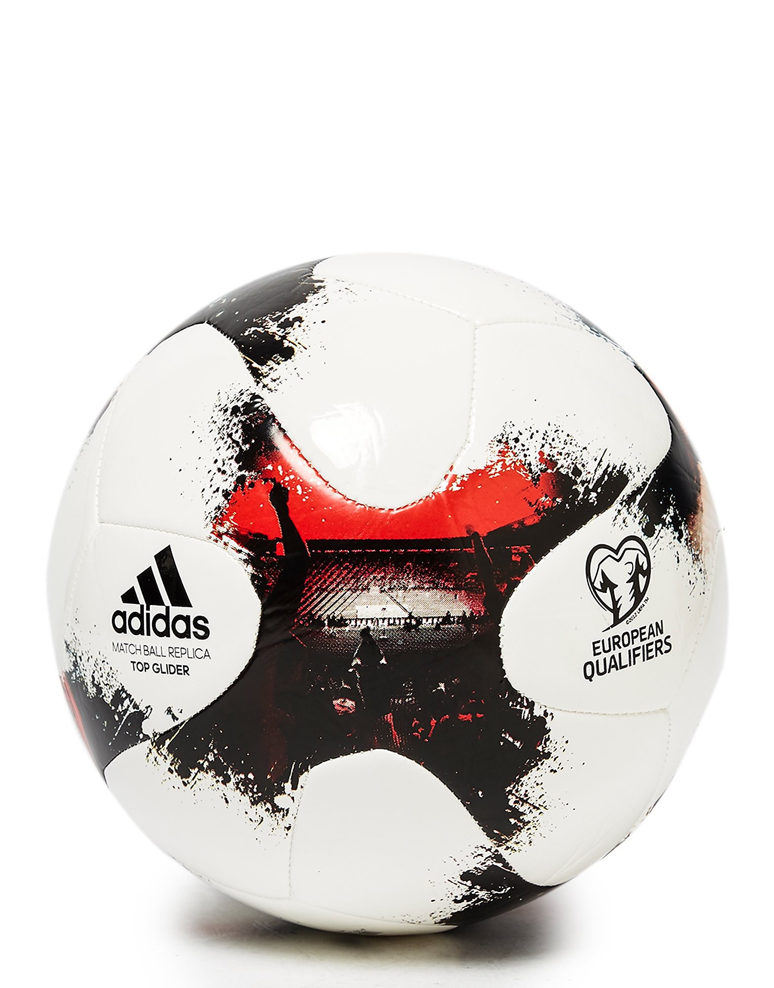 adidas European Qualifiers Glider Ball