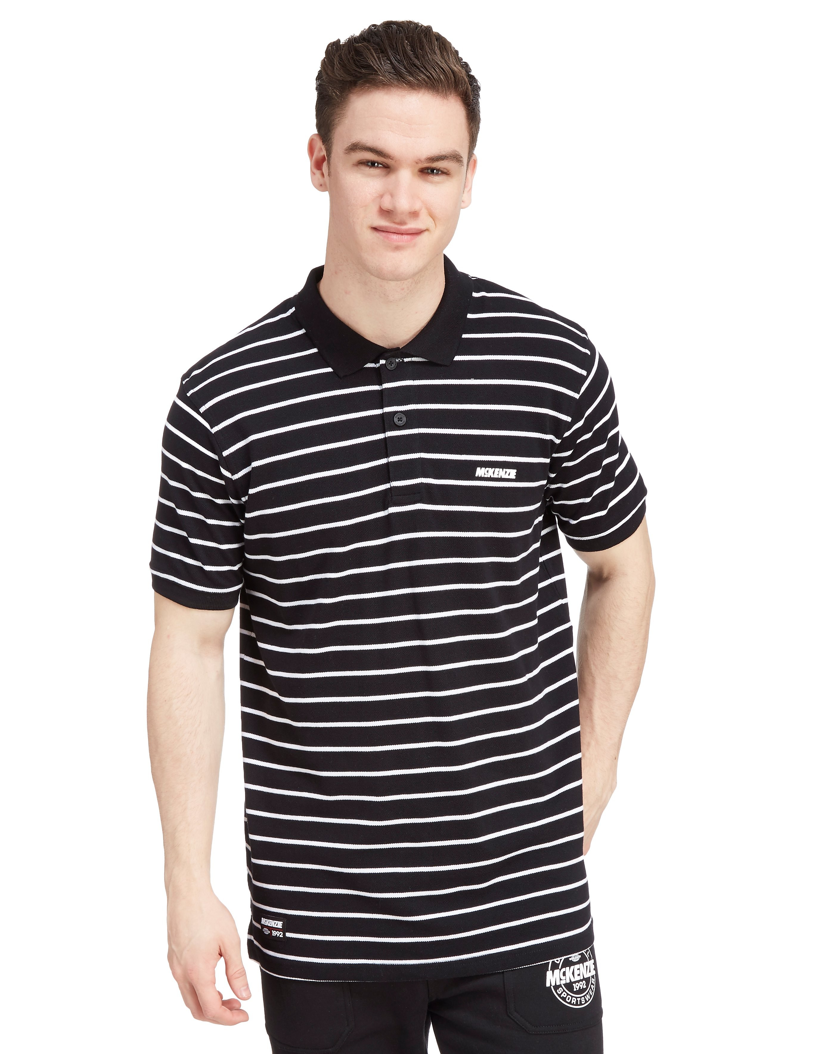 McKenzie Gledhill Stripe Polo Shirt