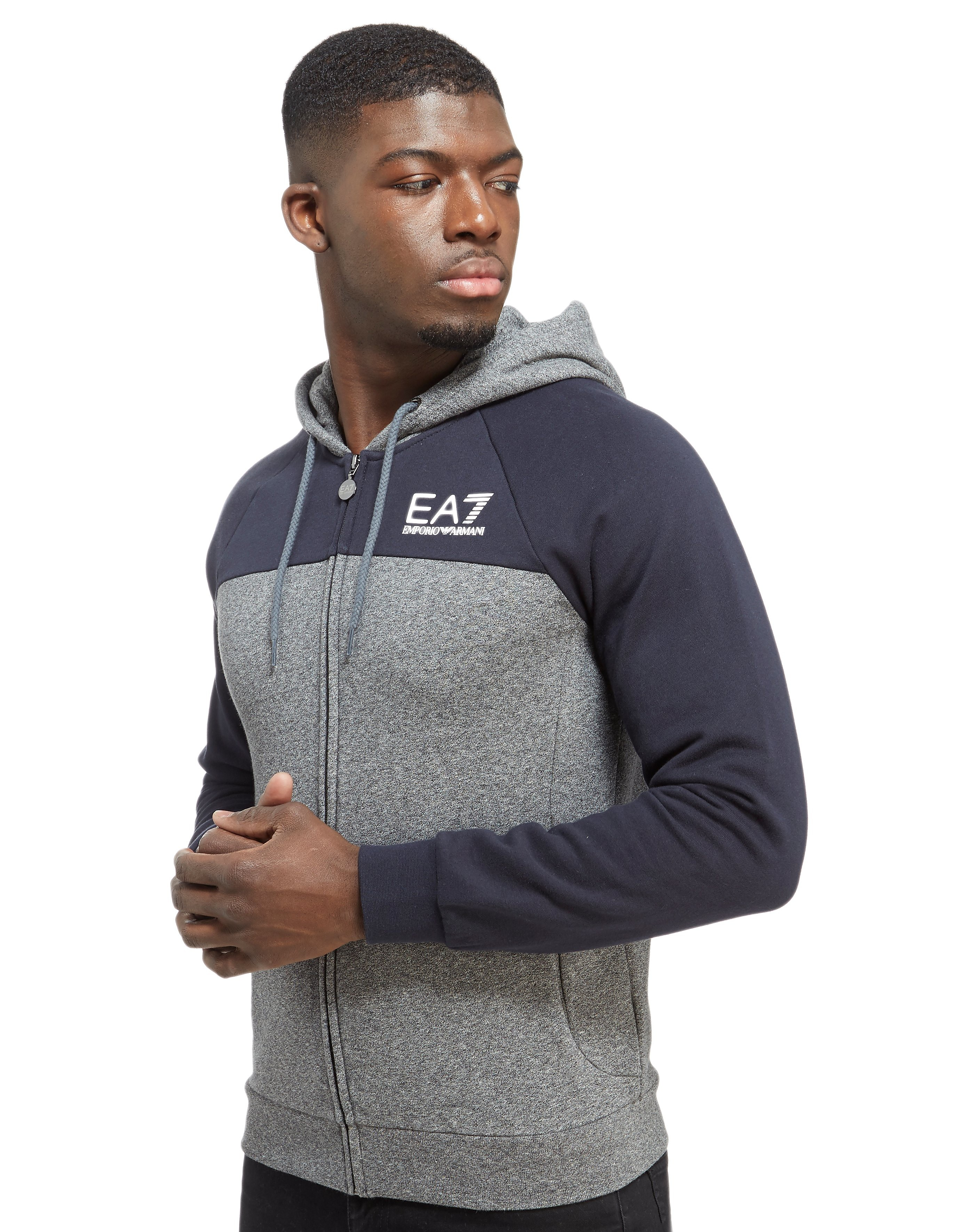 Emporio Armani EA7 Colour Block Core Hoody
