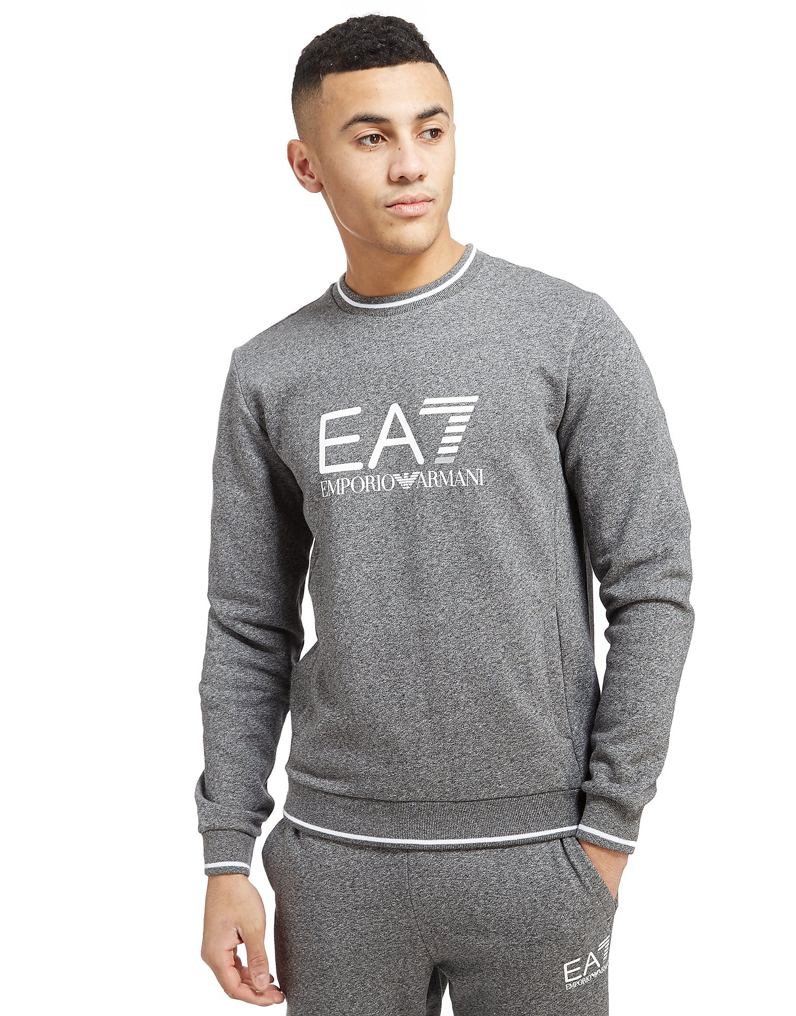 Emporio Armani EA7 Core Ringer Sweatshirt