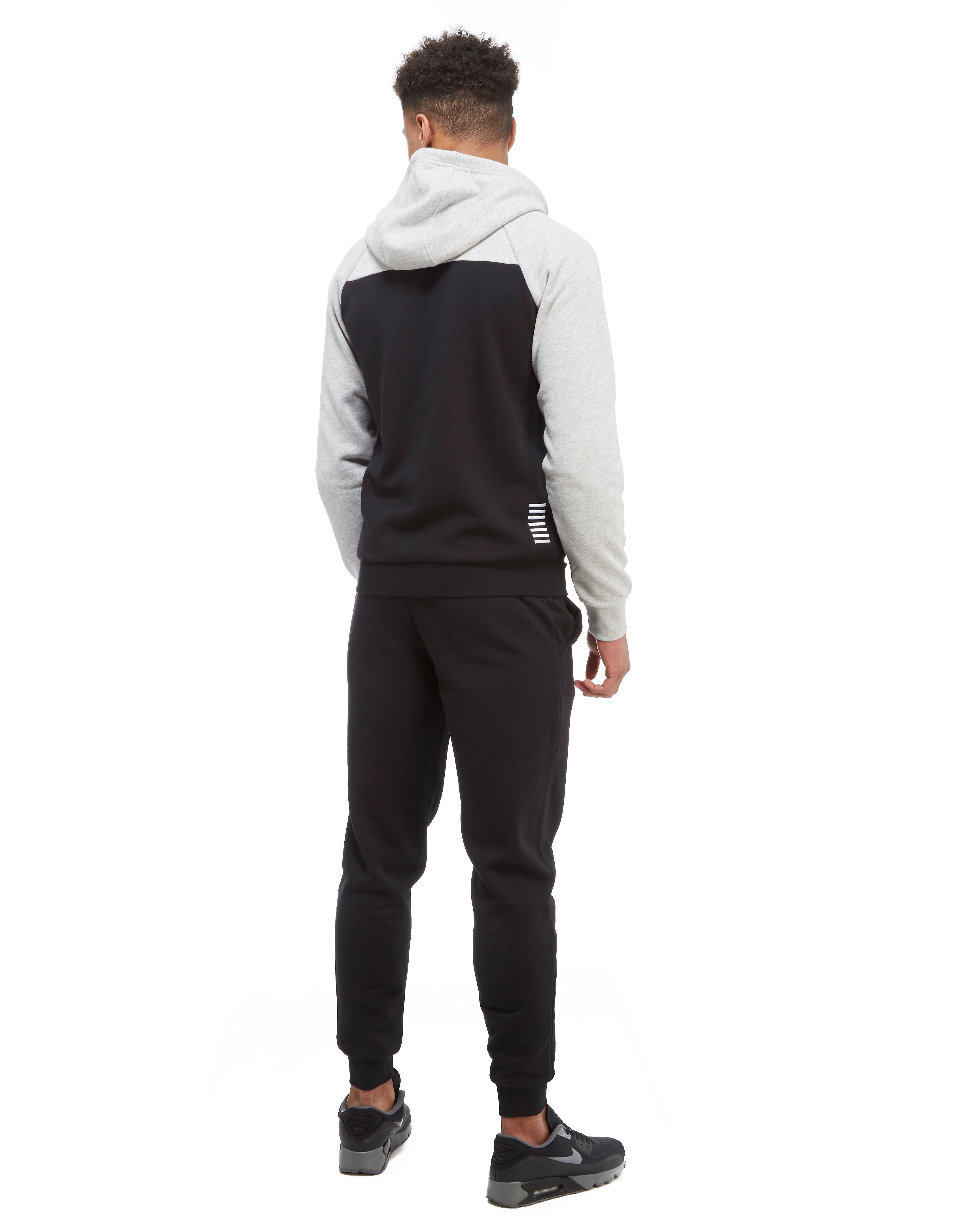 Emporio Armani EA7 Colour Block Hooded Tracksuit