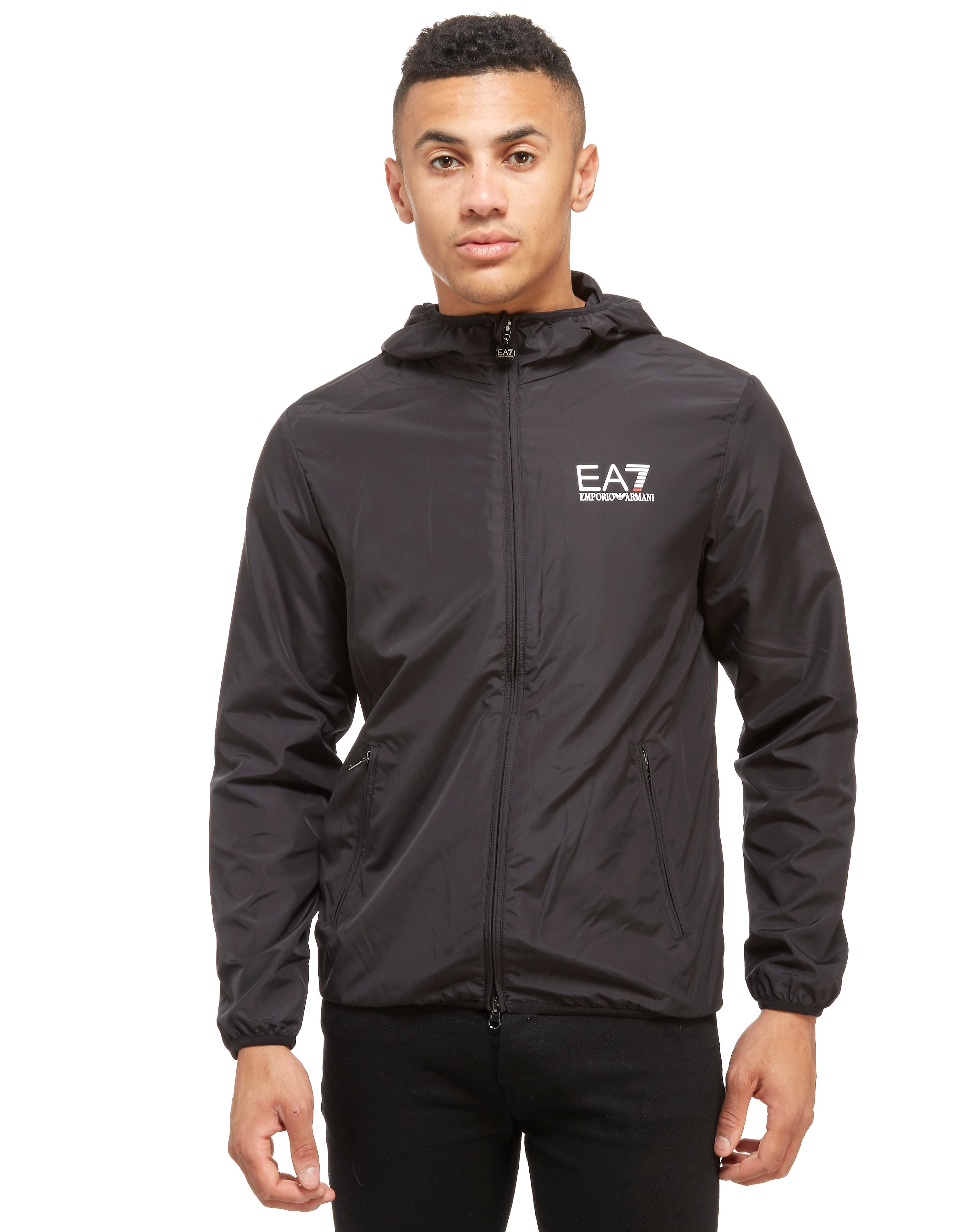 Emporio Armani EA7 Core Lightweight Hooded Jacket
