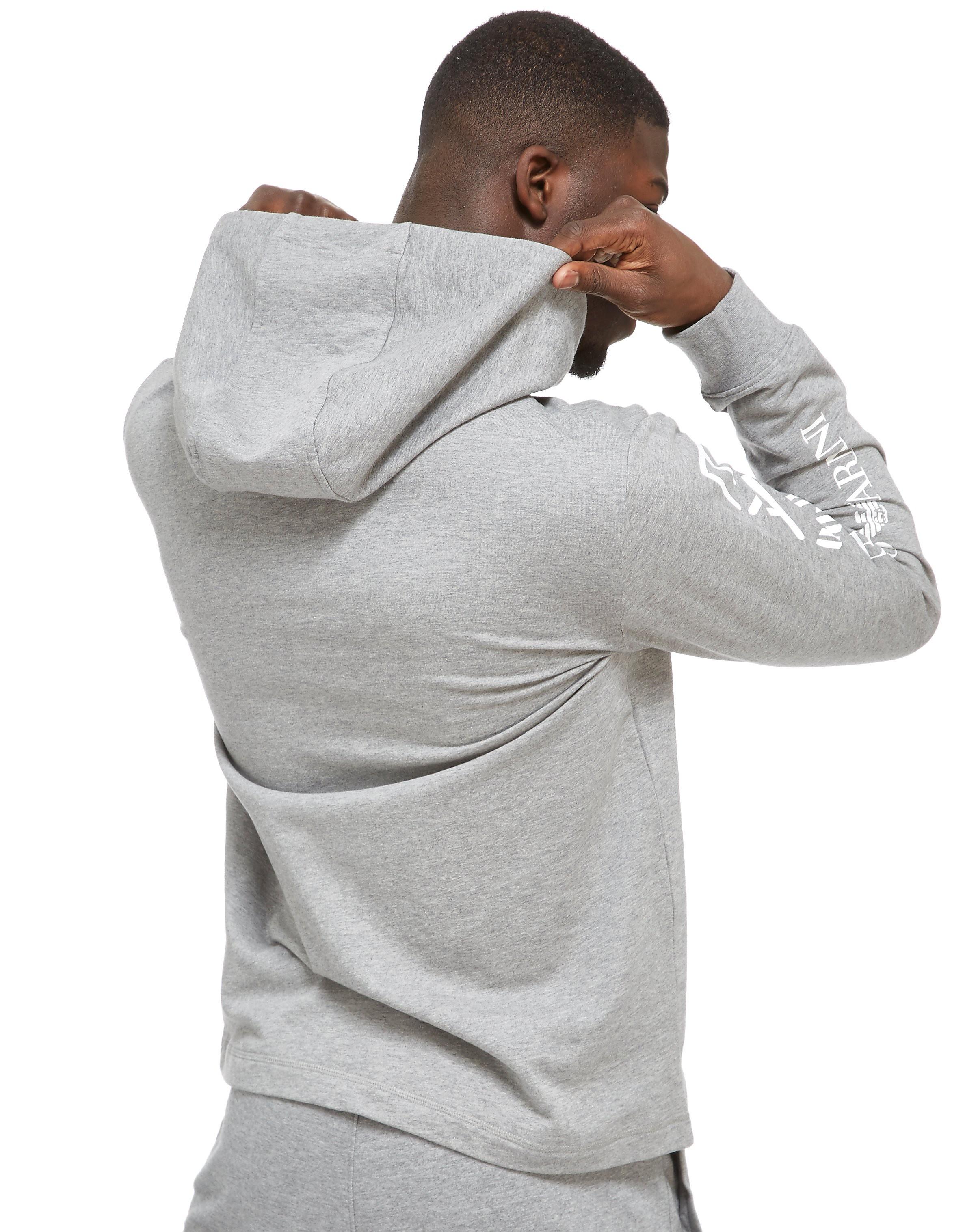 Emporio Armani EA7 Sleeve Logo Hoody