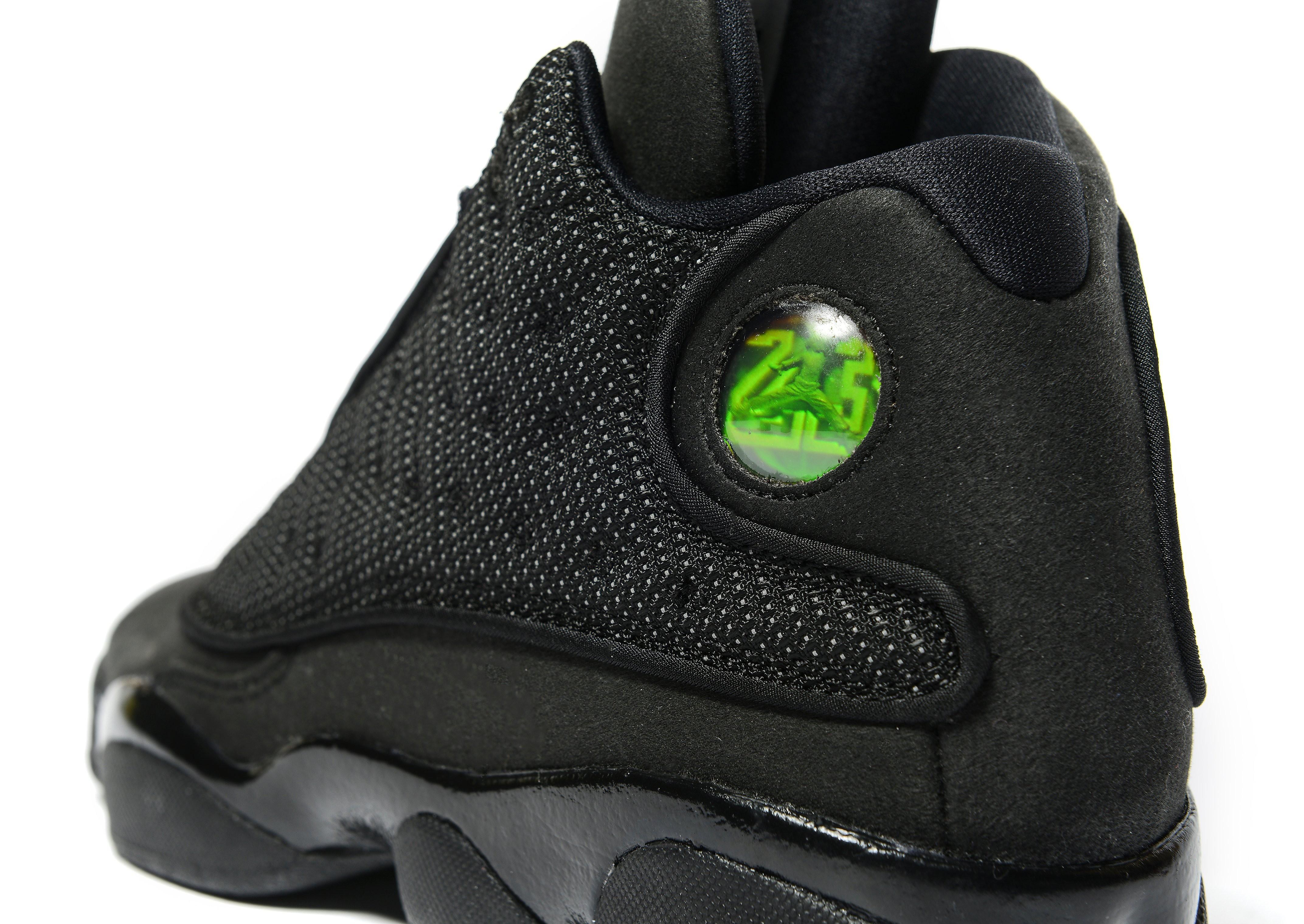 Jordan Retro 13 BG 'Black Cat'