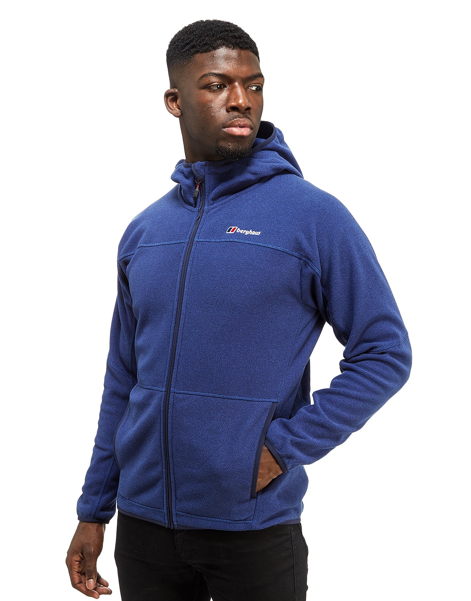 Berghaus Stainton Full Zip Fleece Hoody