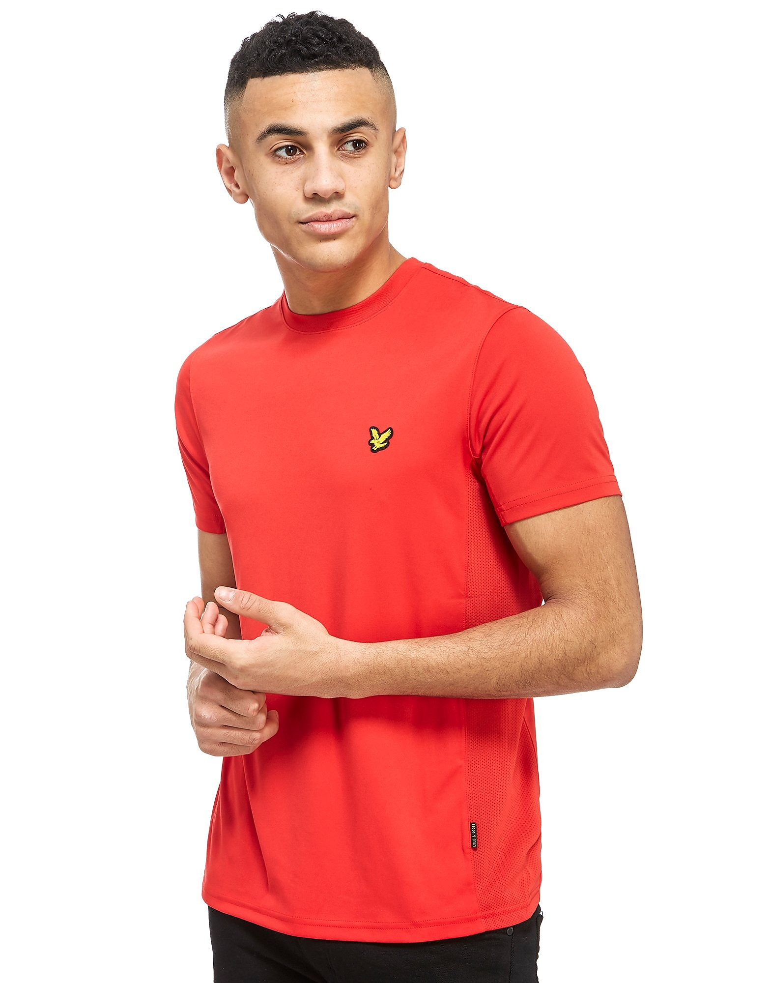 Lyle & Scott Peters Core Poly T-Shirt
