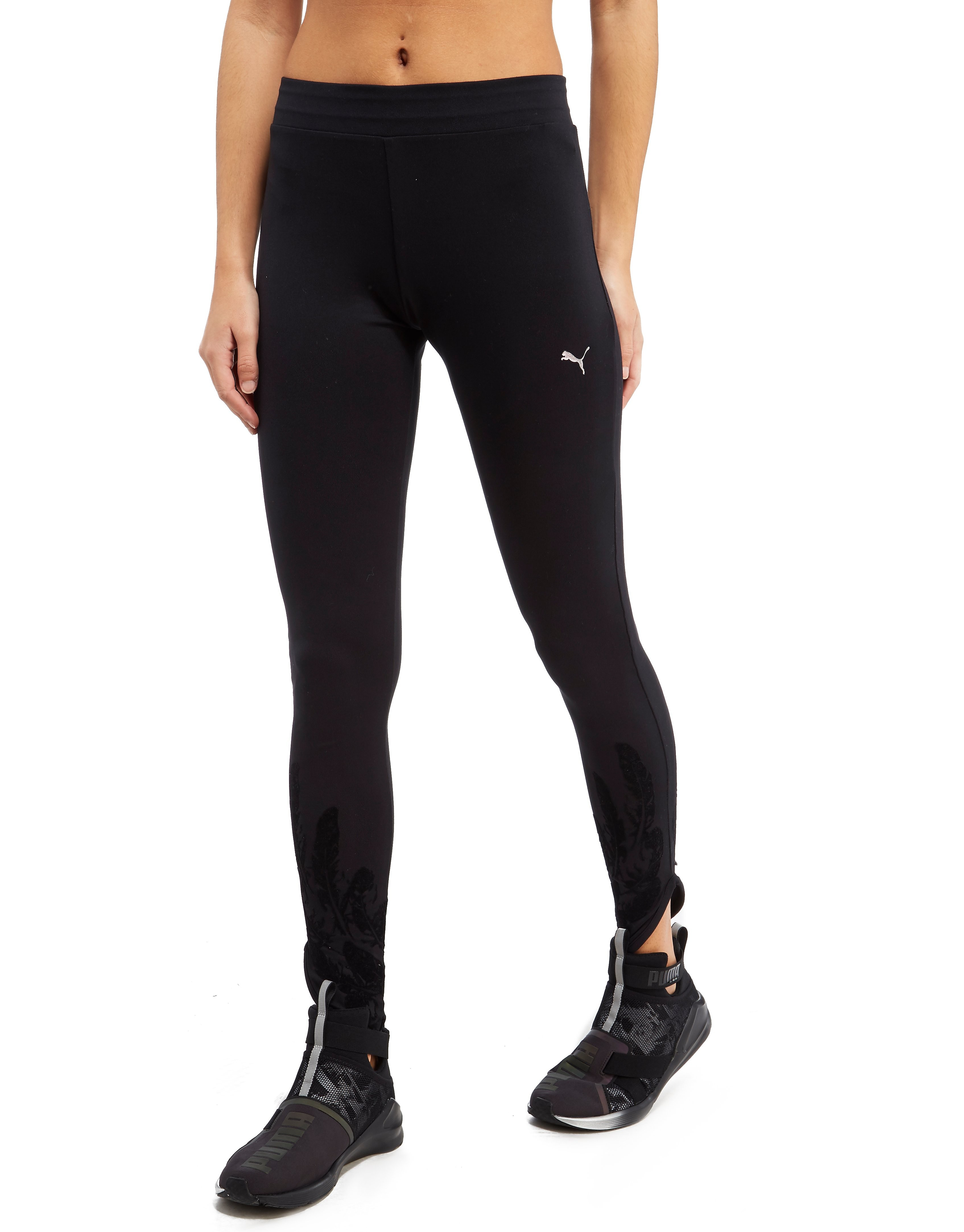 PUMA Black Swan Leggings