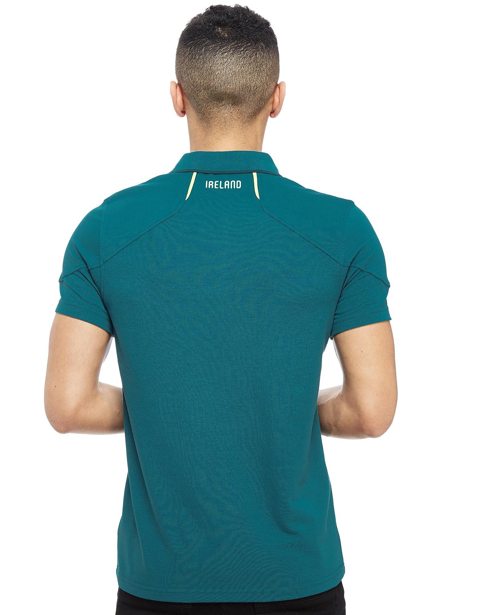 Canterbury Ireland RFU Cotton Polo Shirt