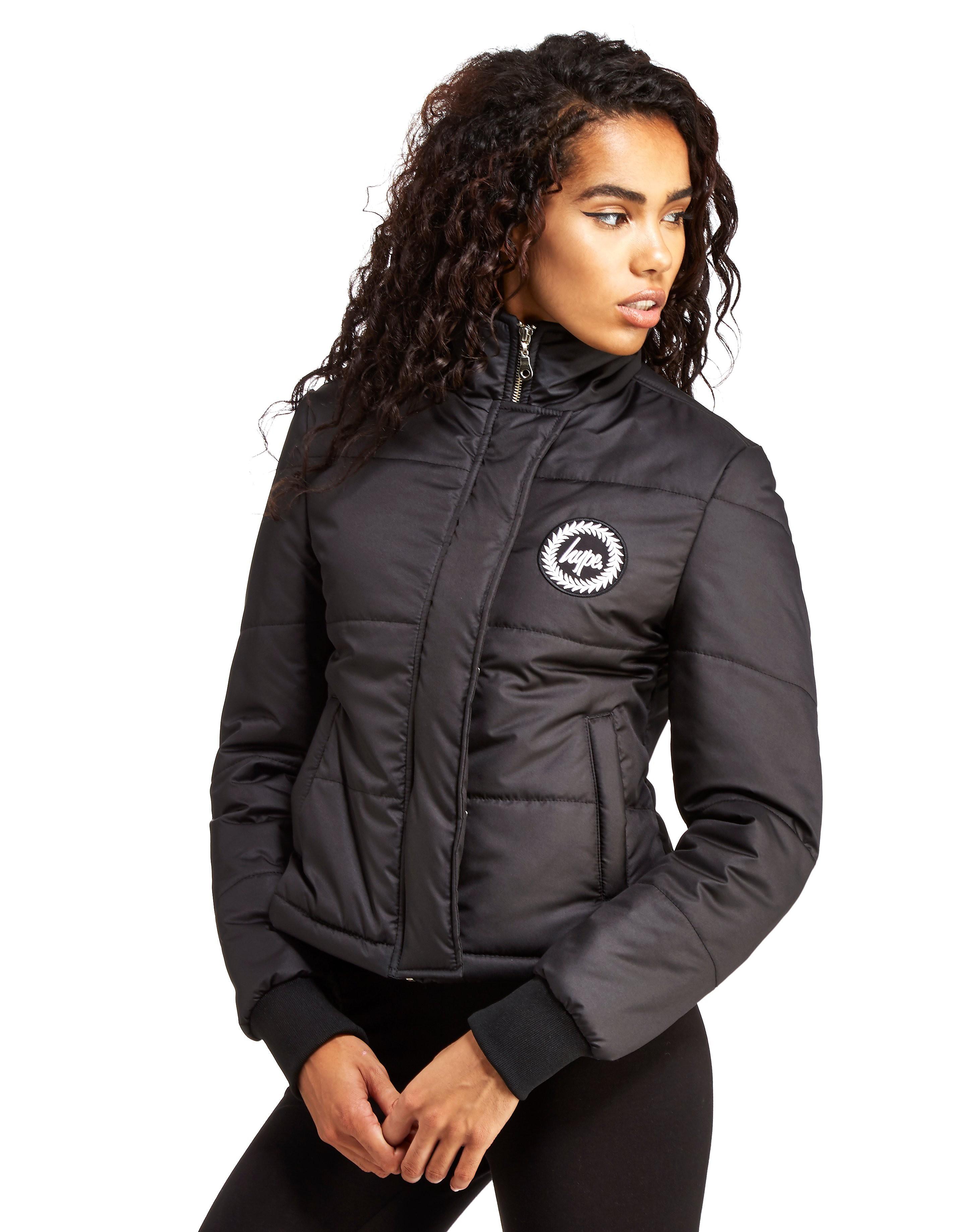Hype Crop Puffa Jacket