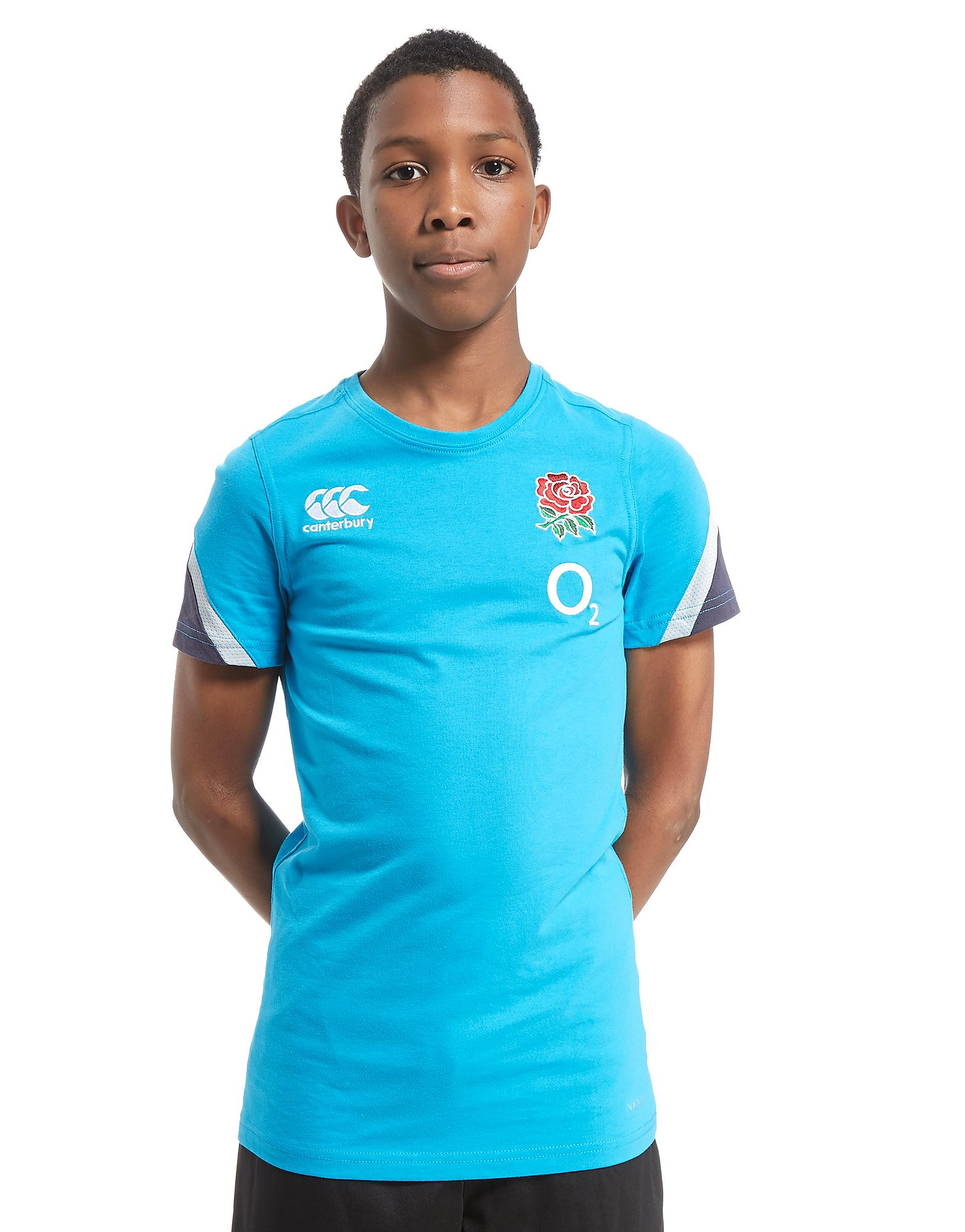 Canterbury England RFU Short Sleeve T-Shirt Junior