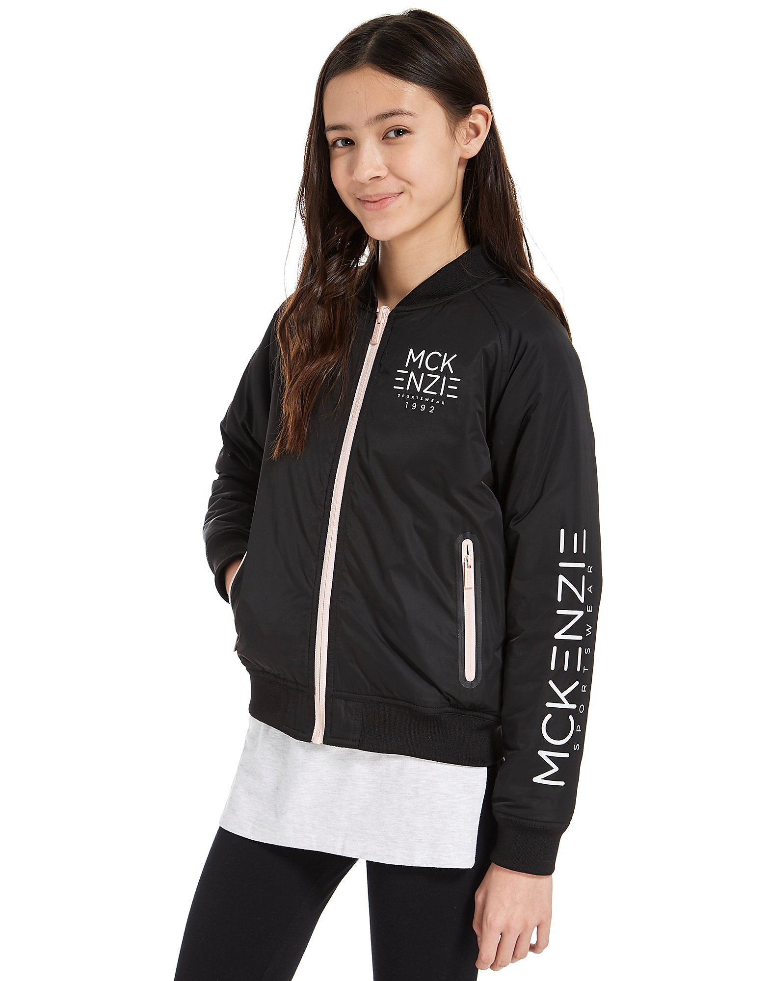 McKenzie Girls' Marie Reversible Jacket Junior