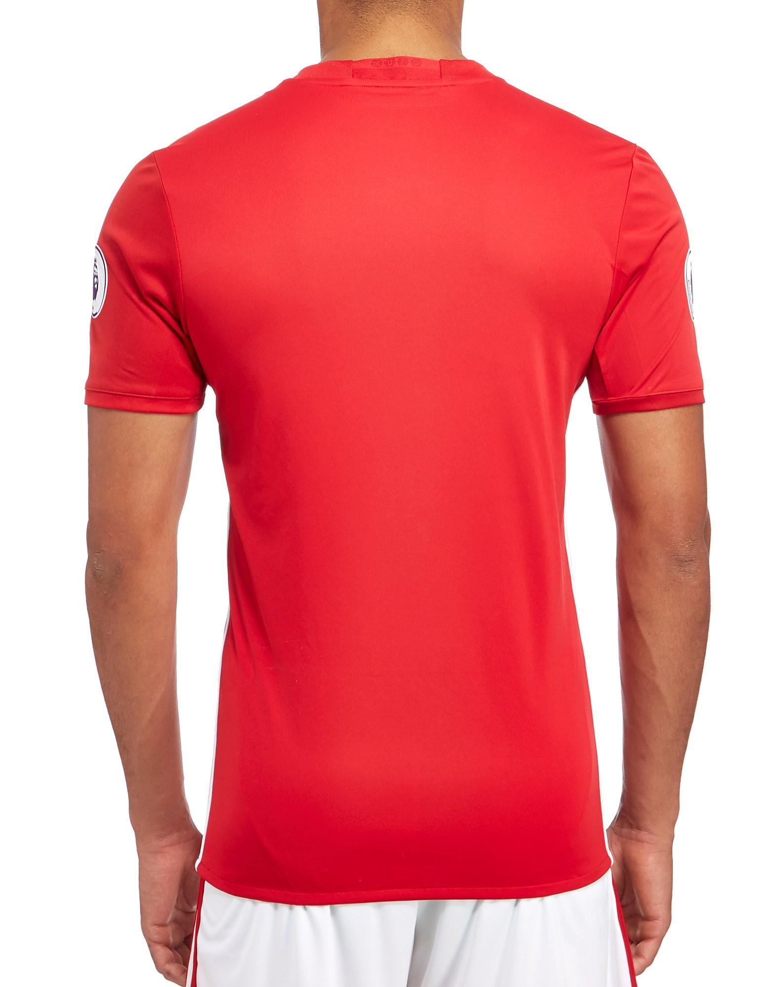 adidas Manchester United 2016/17 Home Prem Badge Shirt