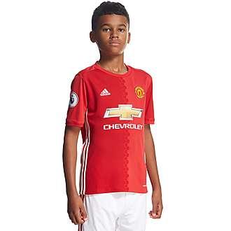 adidas Manchester United 2016/17 Home Prem Badge Shirt Jn