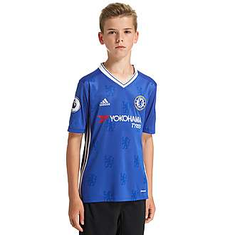 adidas Chelsea FC 2016/17 Home Prem Badge Shirt Jnr