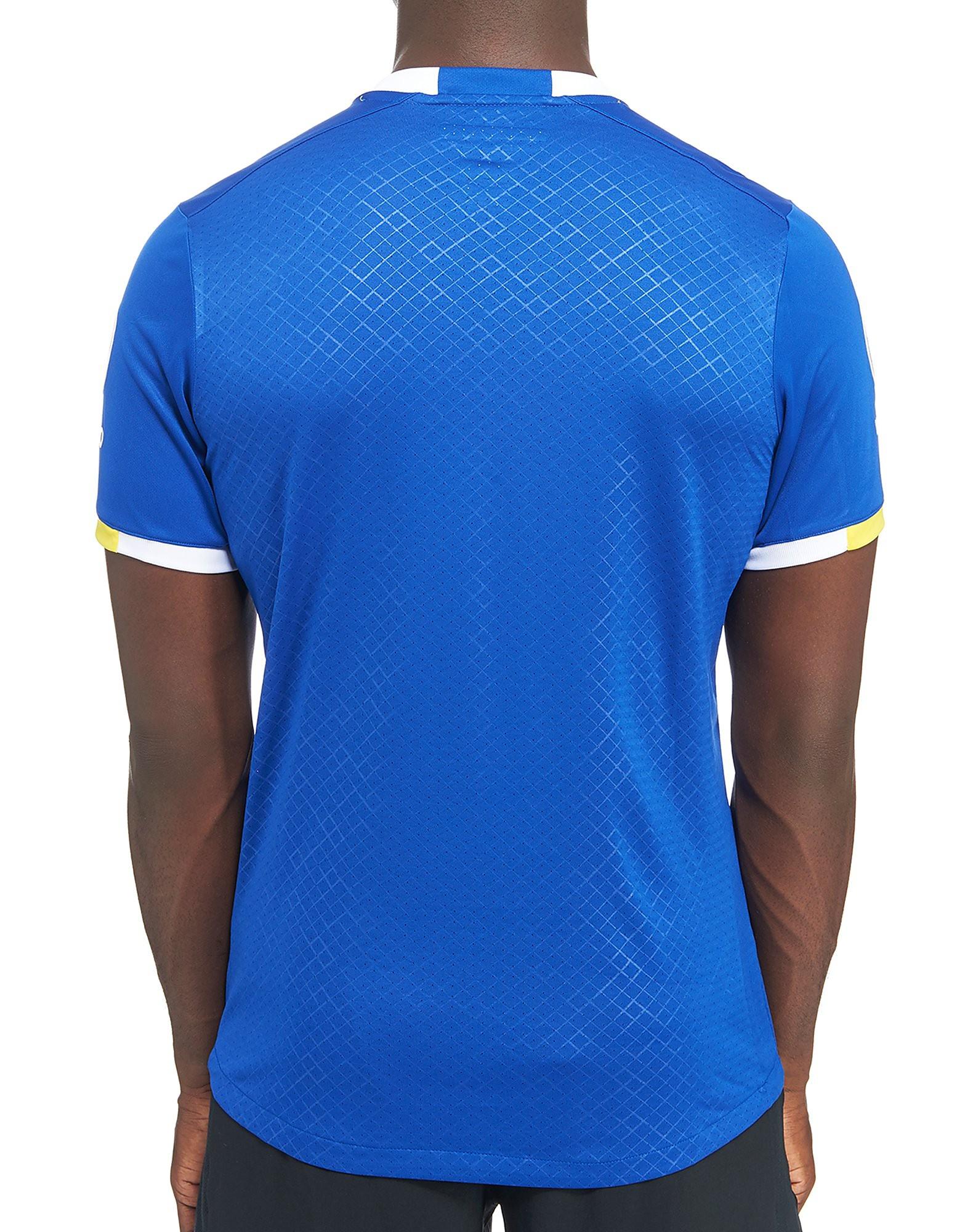 Umbro Everton FC 2016/17 Home Prem Badge Shirt