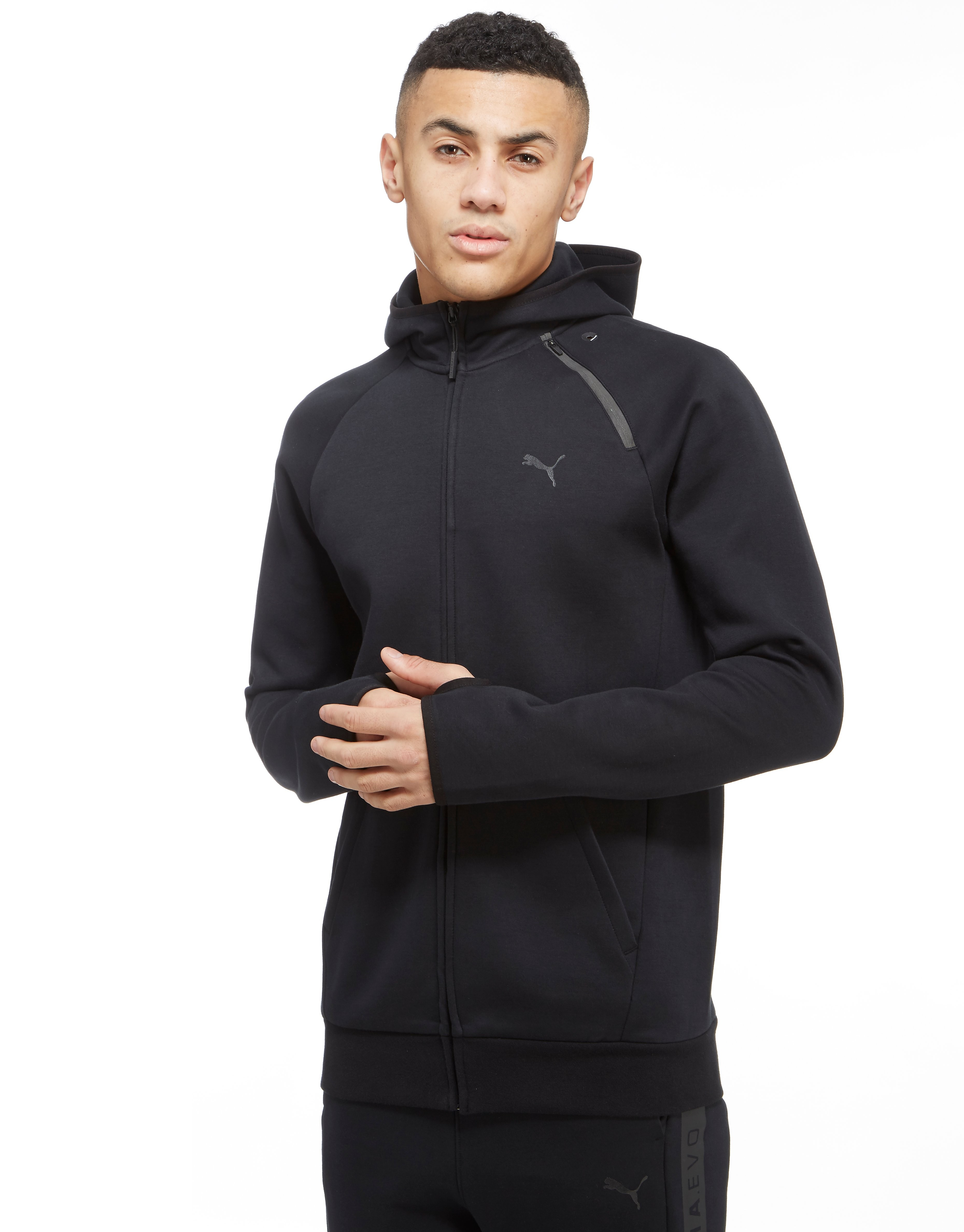 PUMA Evo Core Full Zip Hoody