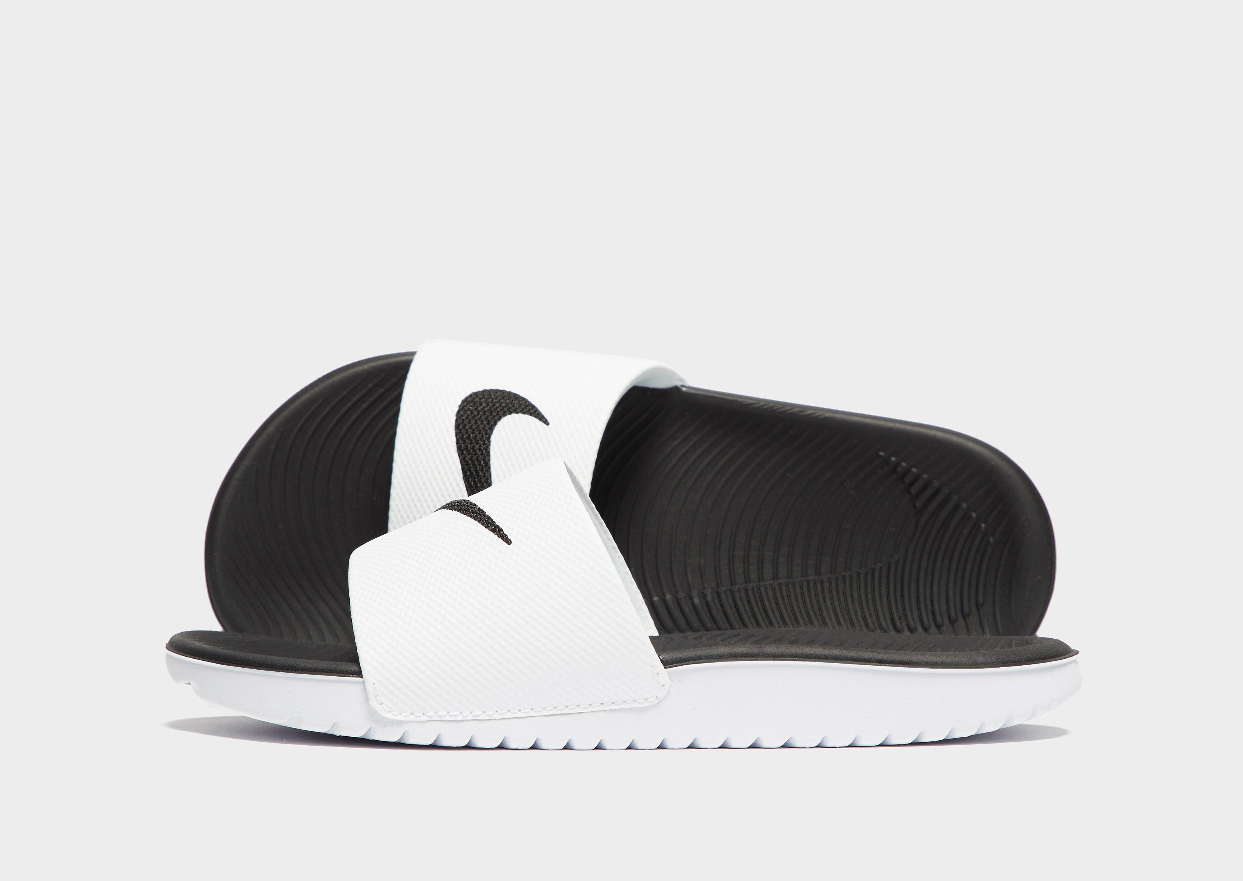 Nike Chanclas de Kawa Slide para niños