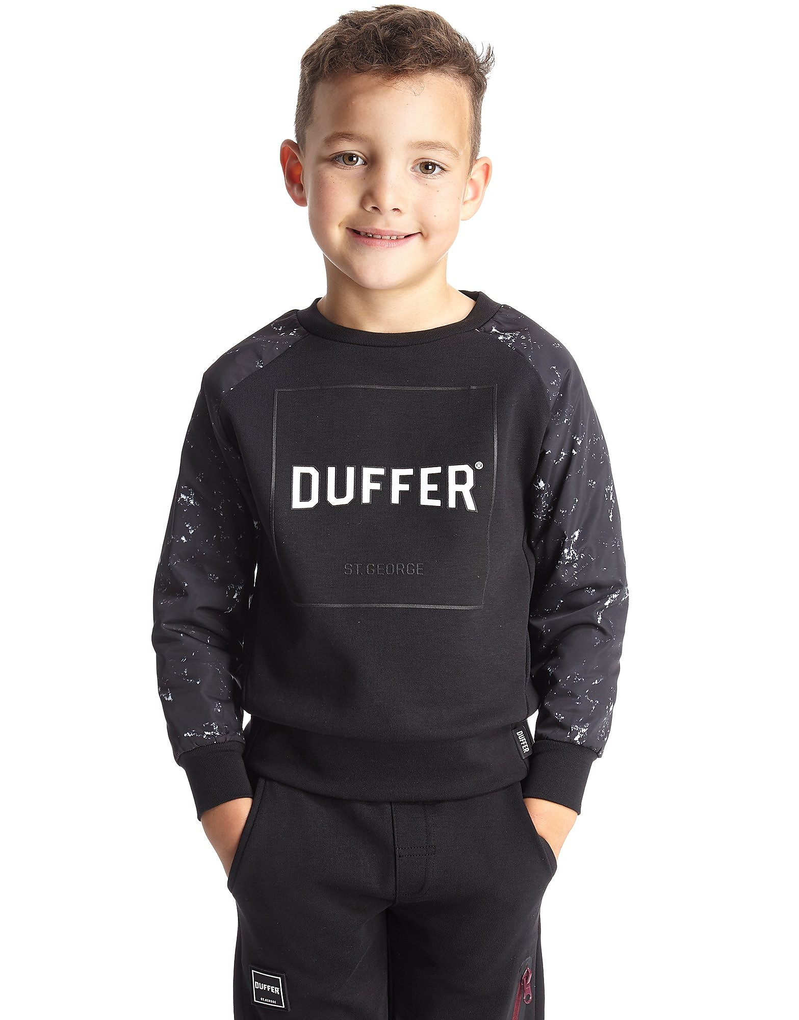 Duffer of St George West Crew Neck Sweatshirt Children