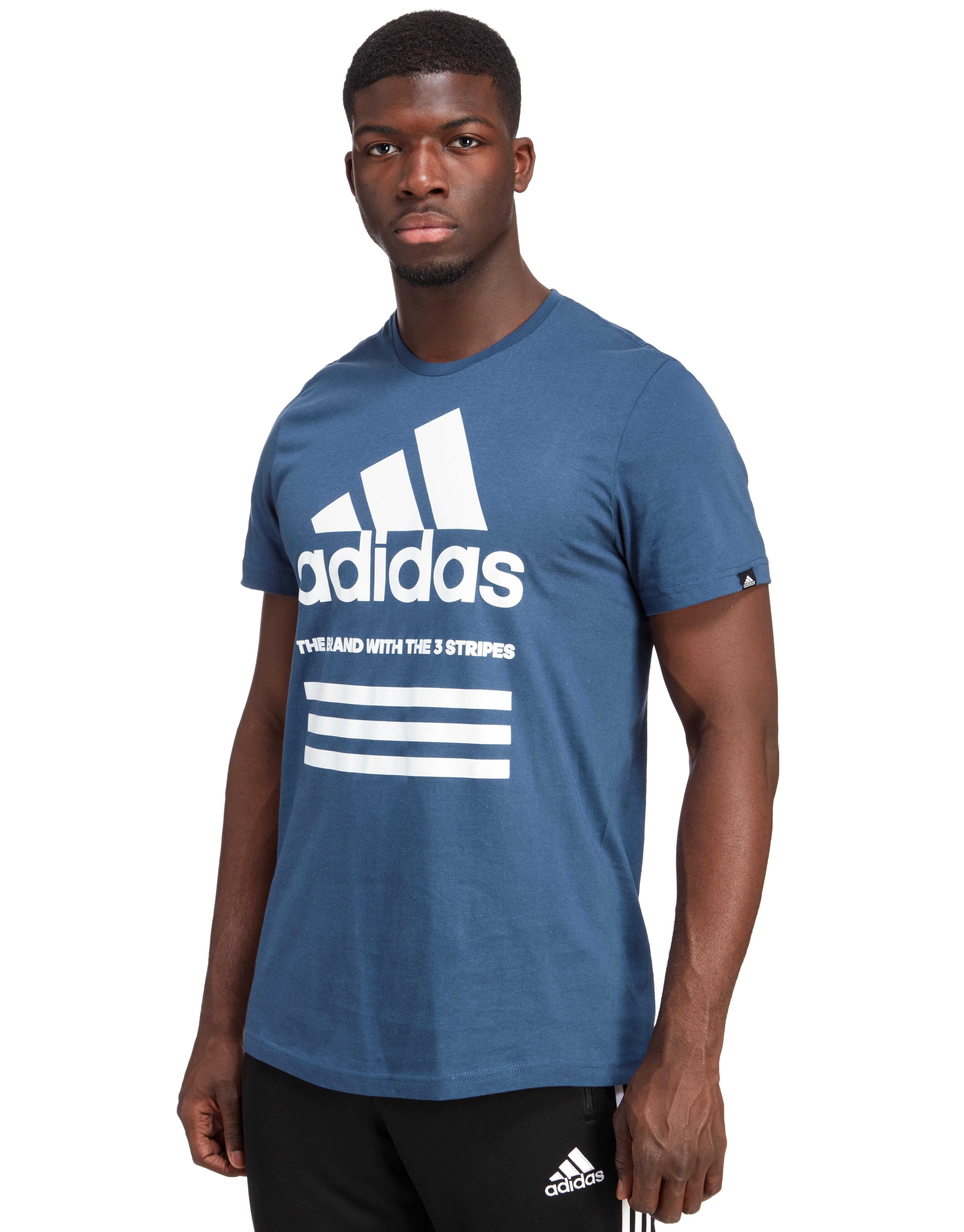 adidas Stack Logo T-Shirt