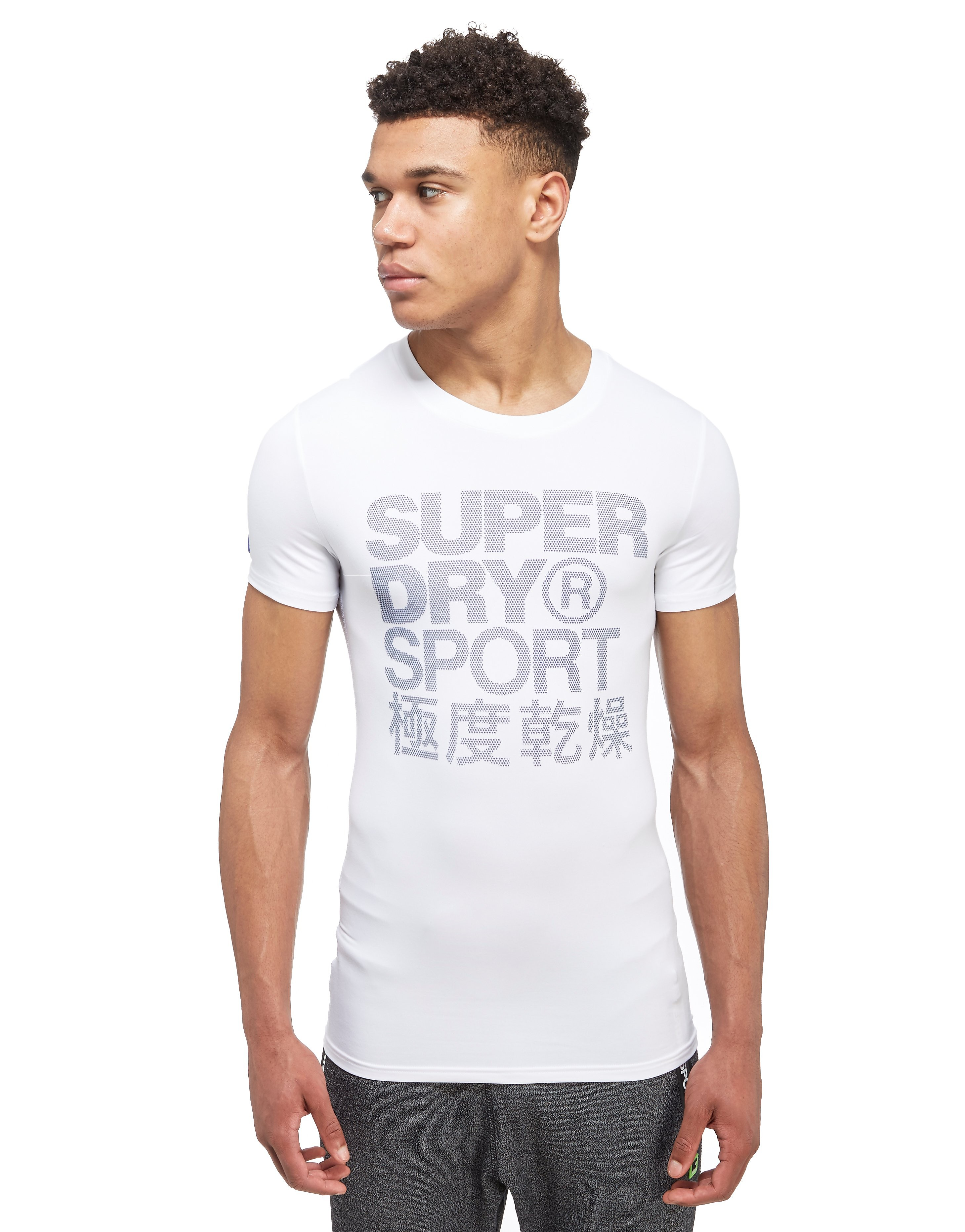 Superdry Sport Chest T-Shirt