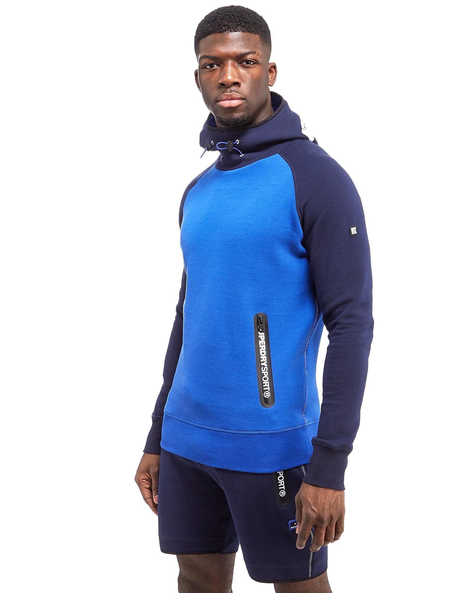 Superdry Gym Tech Raglan Hoody