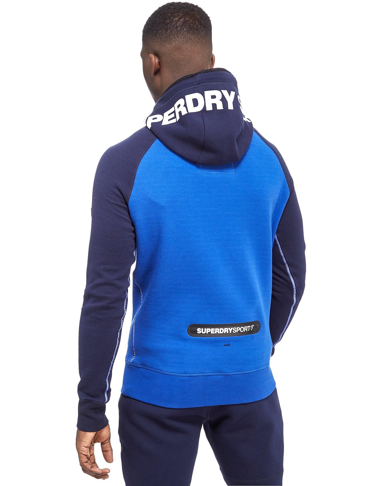 Superdry Gym Tech Raglan Hoody