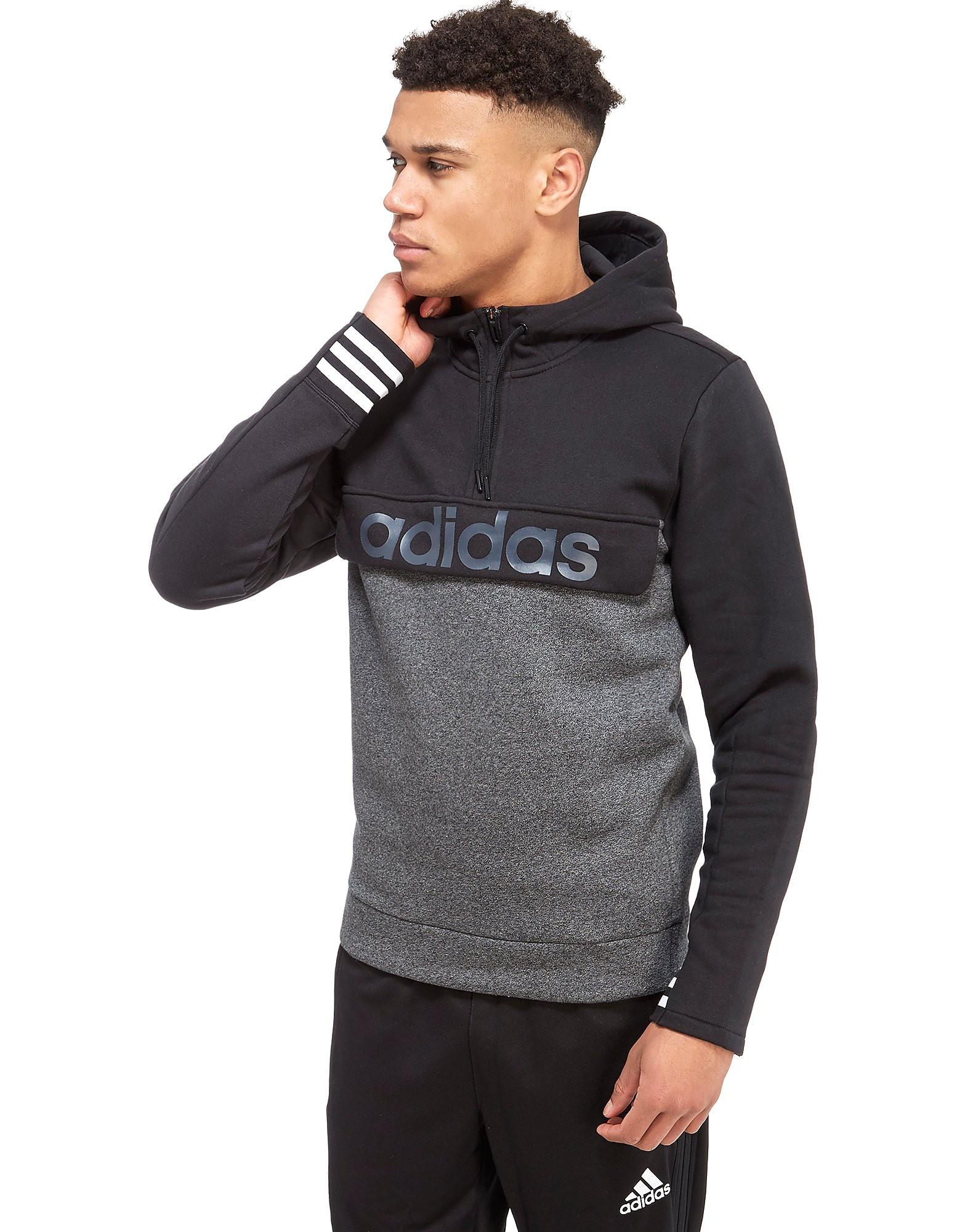adidas Linear Half Zip Hoody
