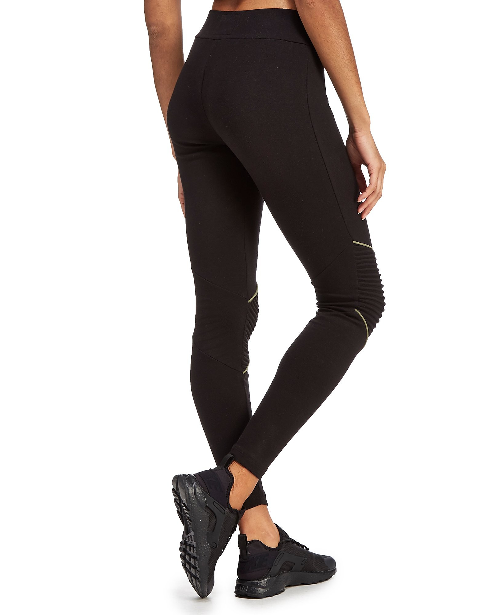 Supply & Demand Zip Biker Leggings