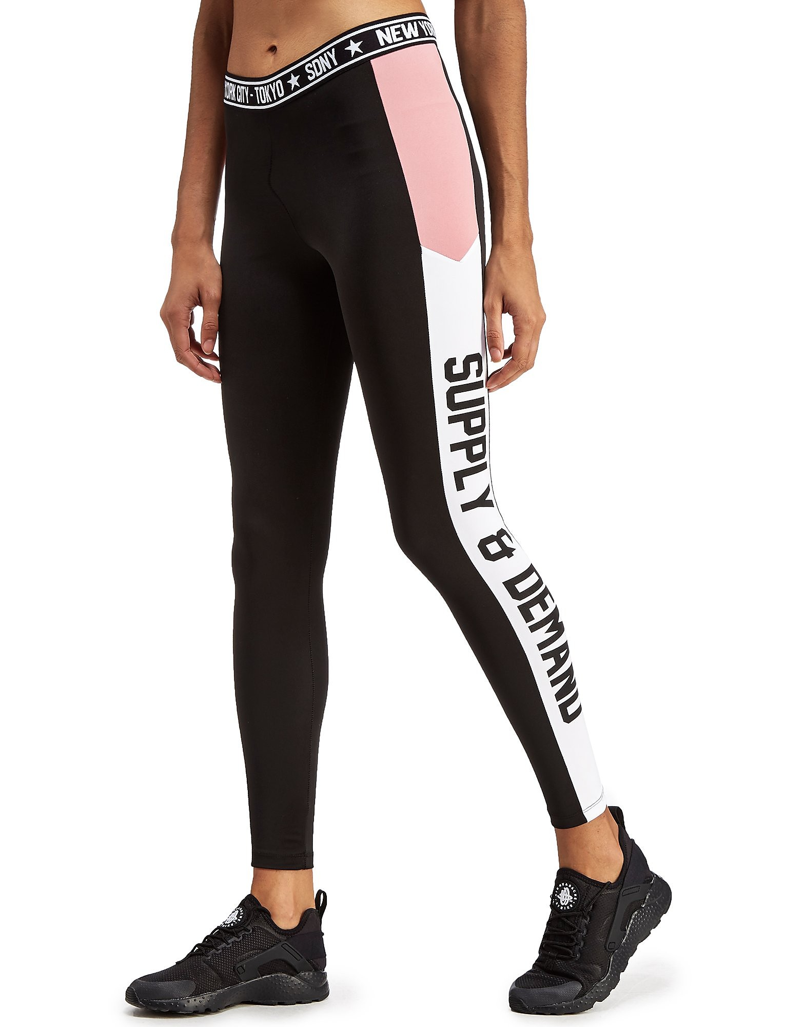 Supply & Demand Colour Block Leggings