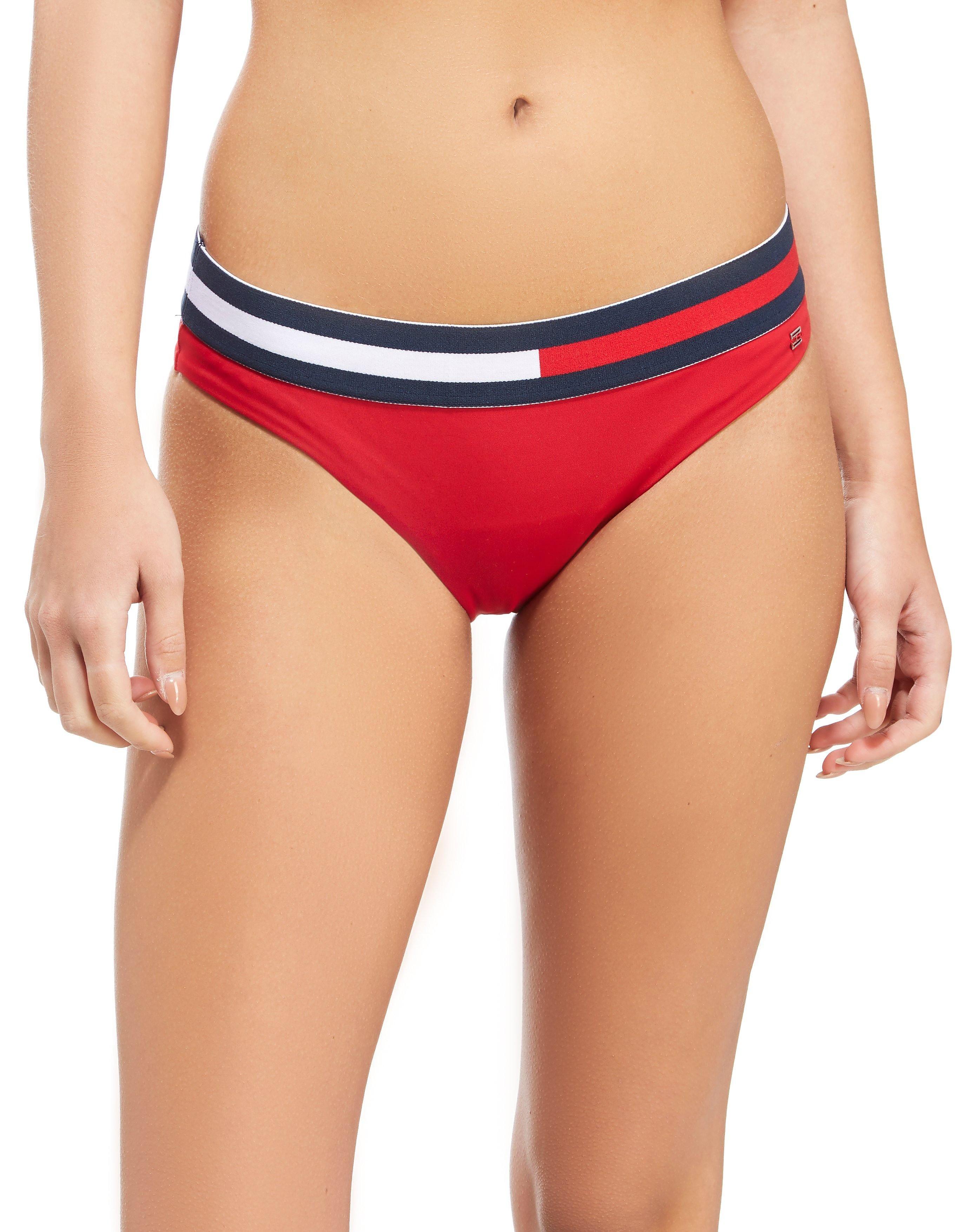 Tommy Hilfiger Tape Bikini Bottoms