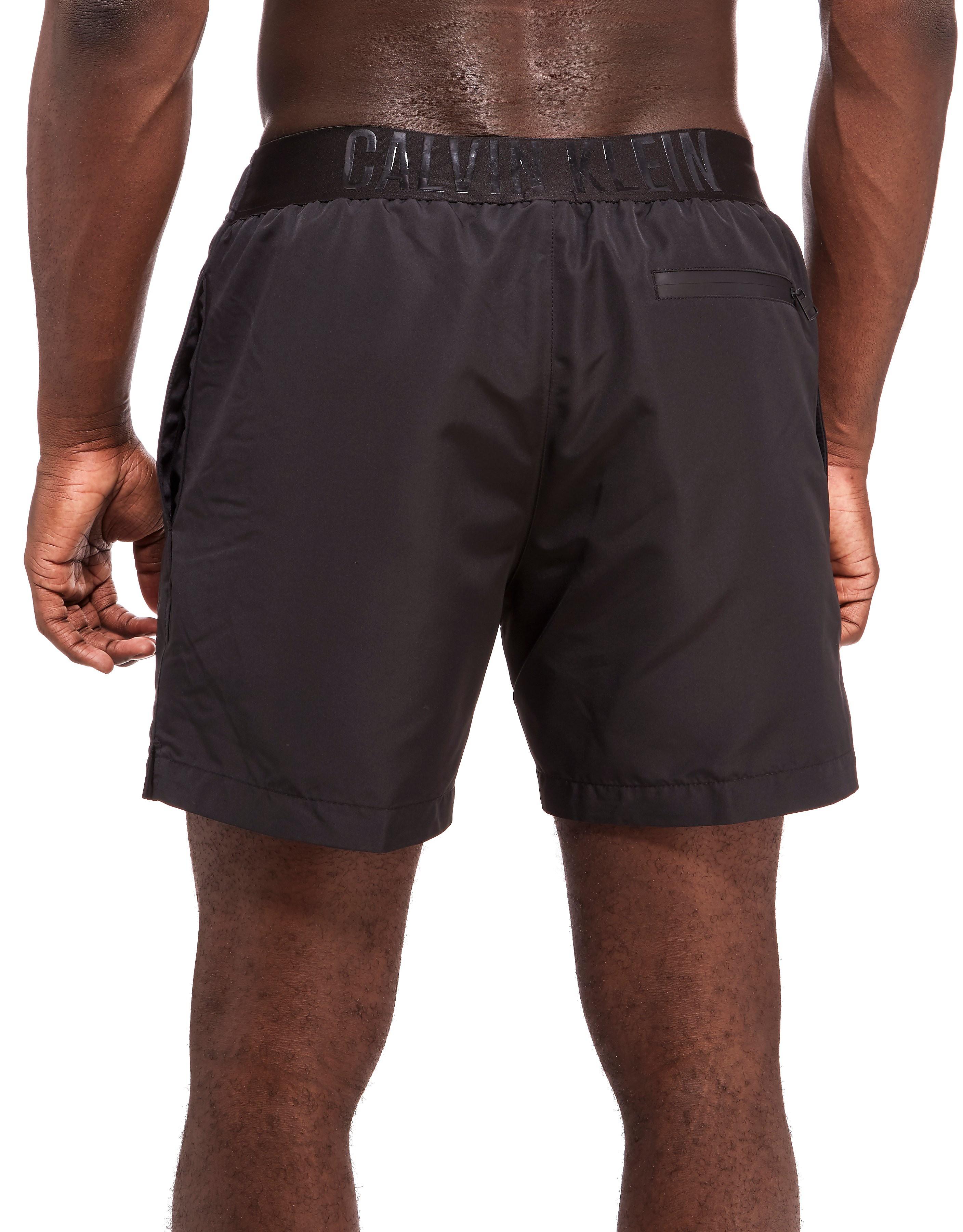 Calvin Klein Emboss Swim Shorts