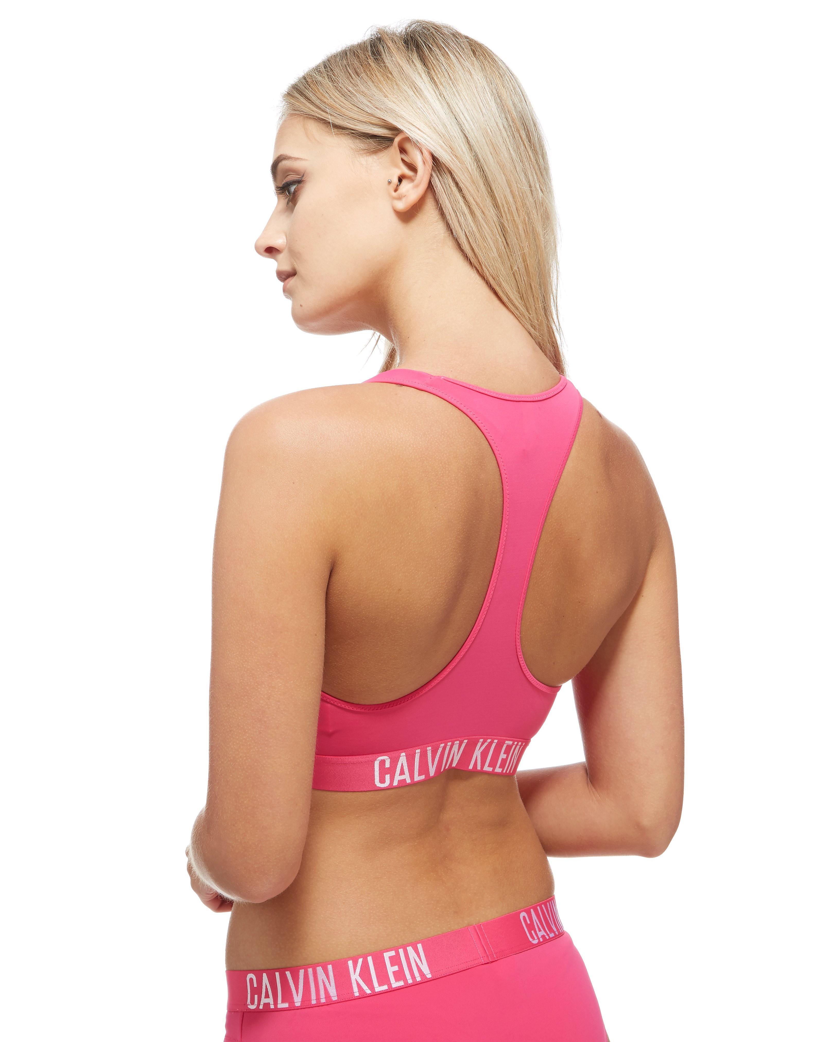 Calvin Klein Tape Bikini Top
