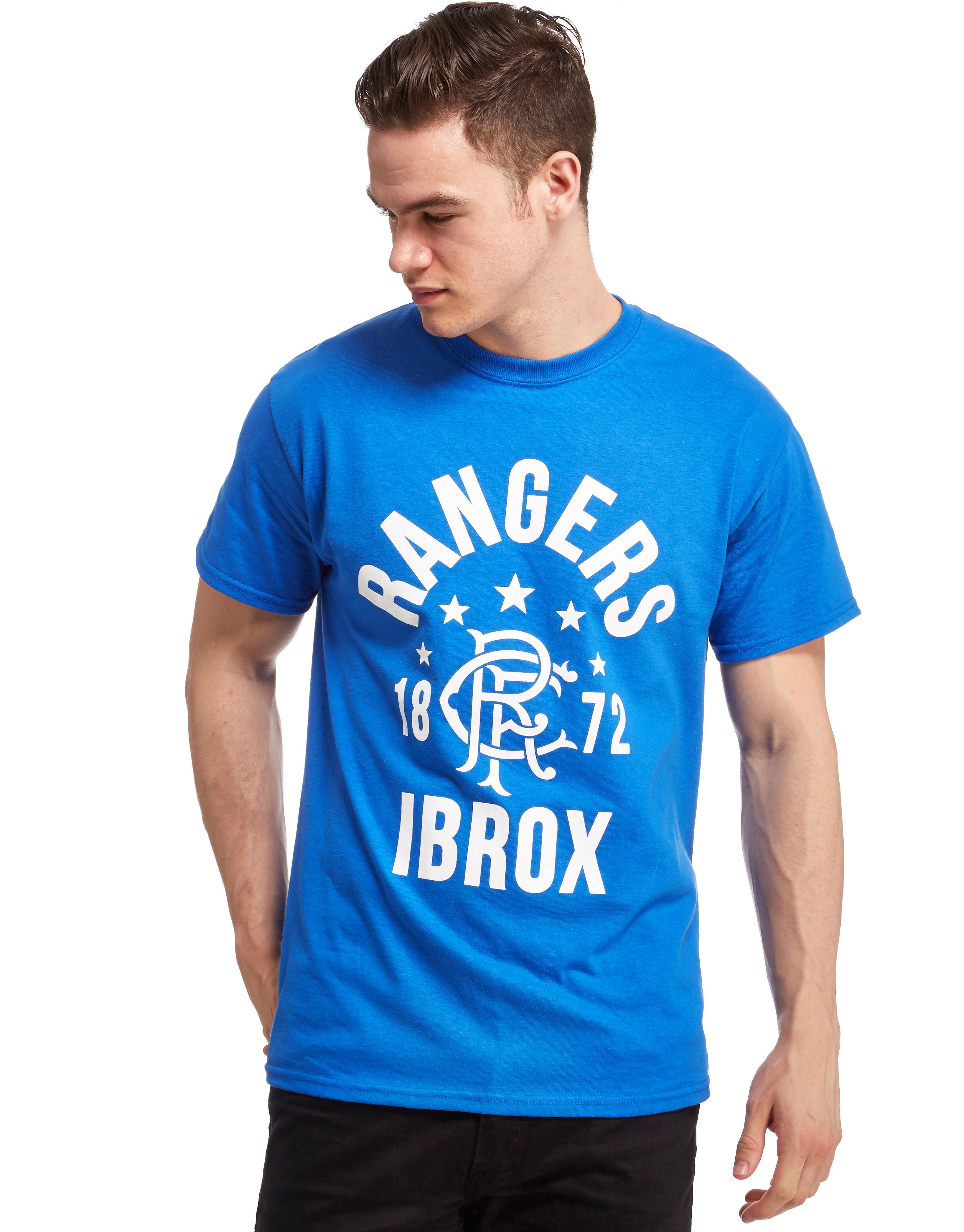 Official Team Rangers FC Ibrox T-Shirt