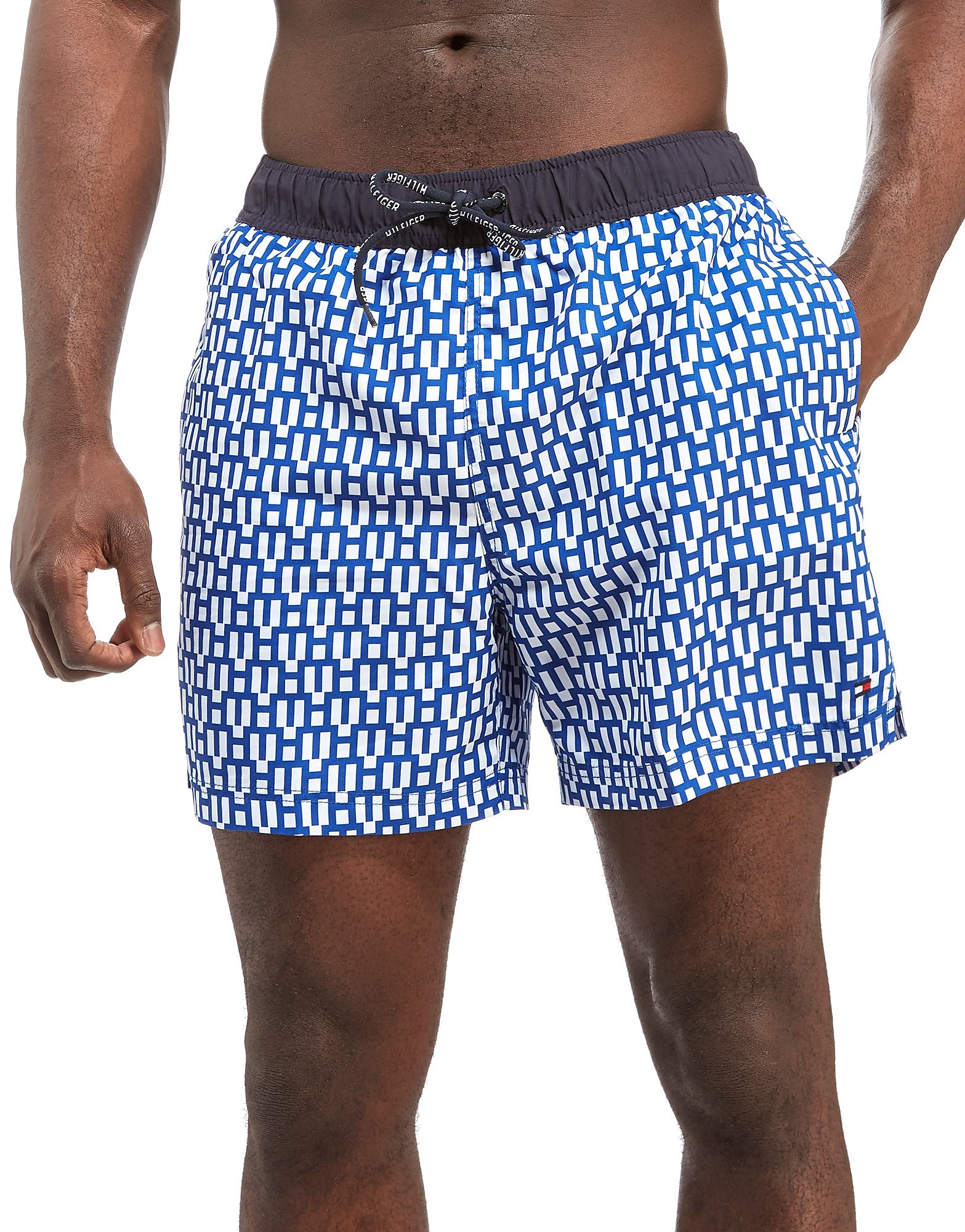 Tommy Hilfiger All Over Print Swim Shorts