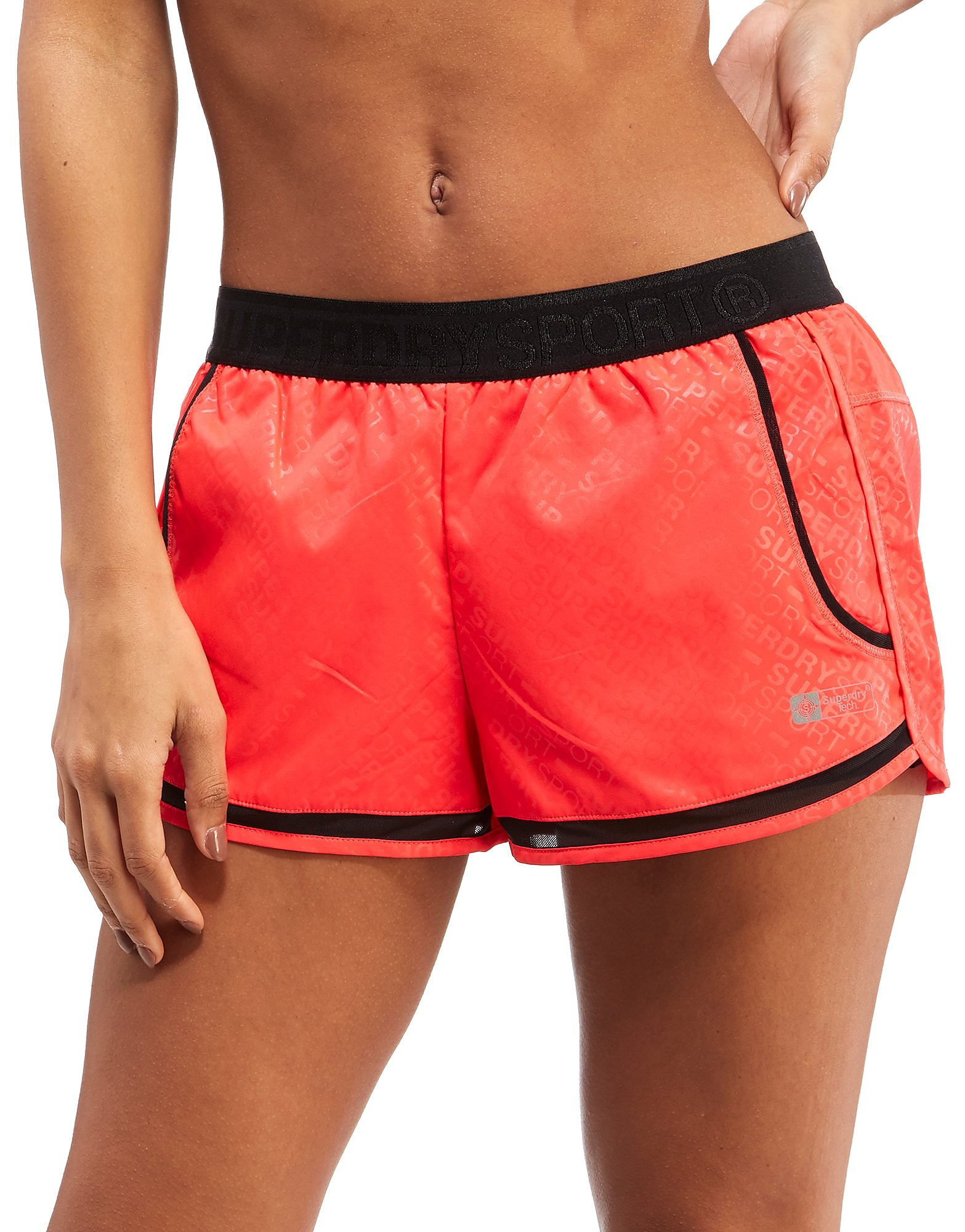 Superdry Mesh Inset Shorts