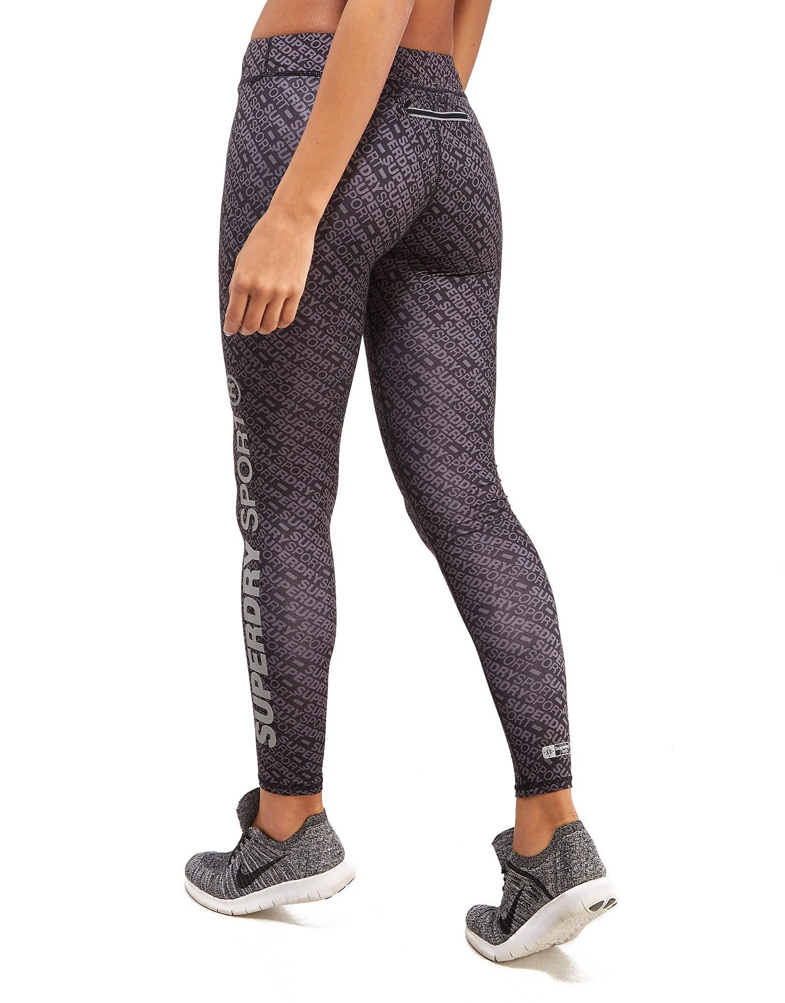 Superdry All-Over Print Leggings