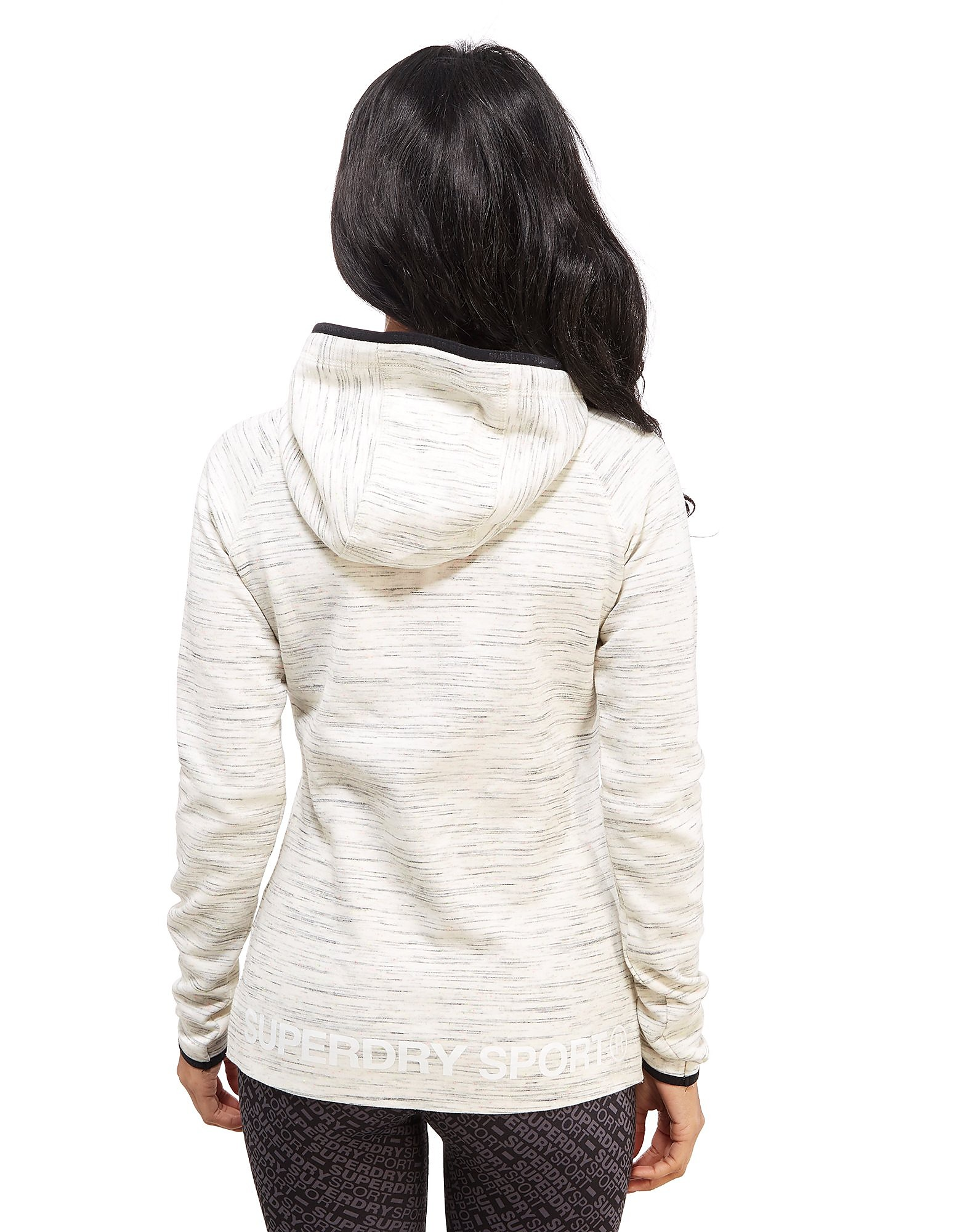 Superdry Gym Tech Half Zip Hoody
