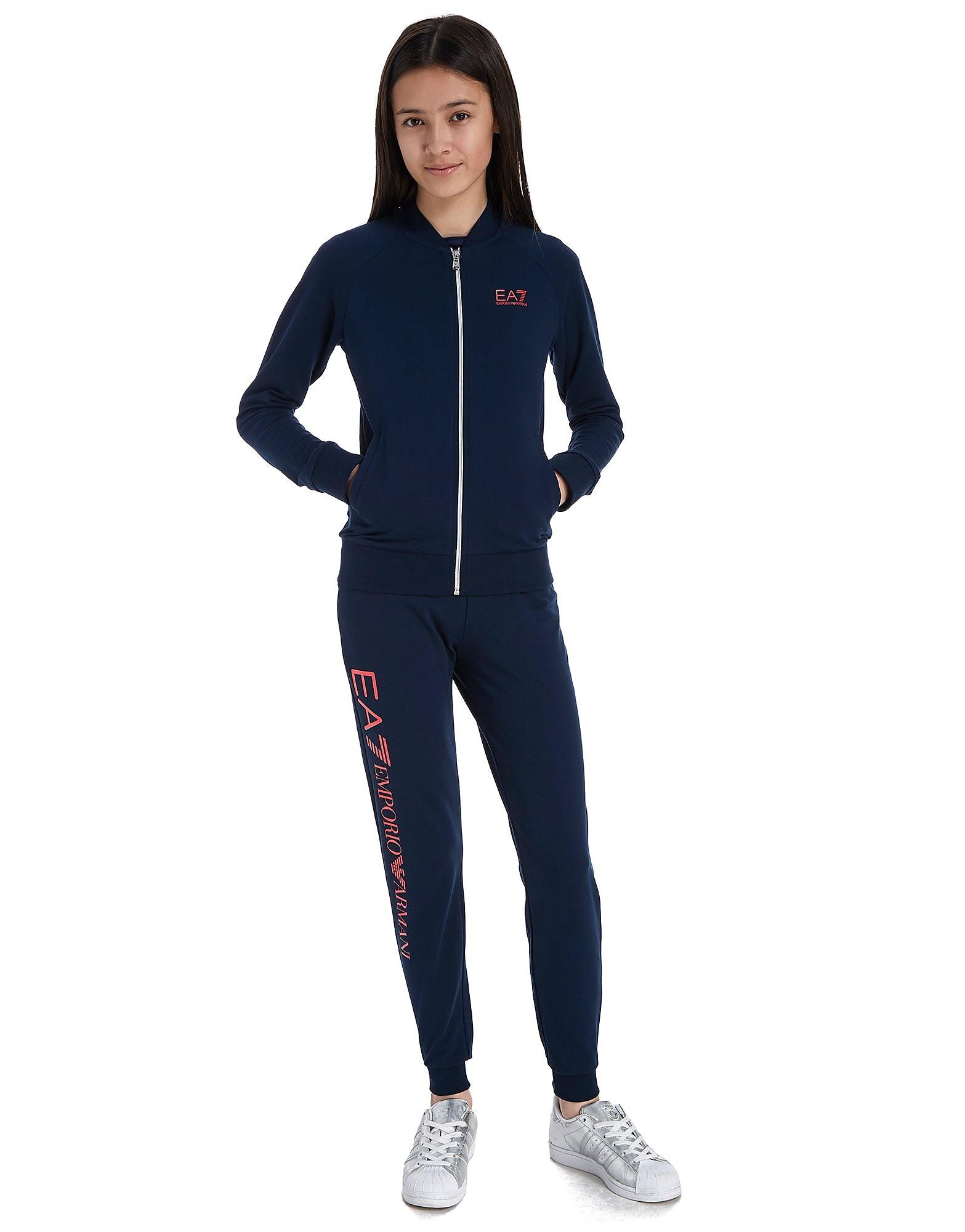 Emporio Armani EA7 Girls' Bomber Suit Junior