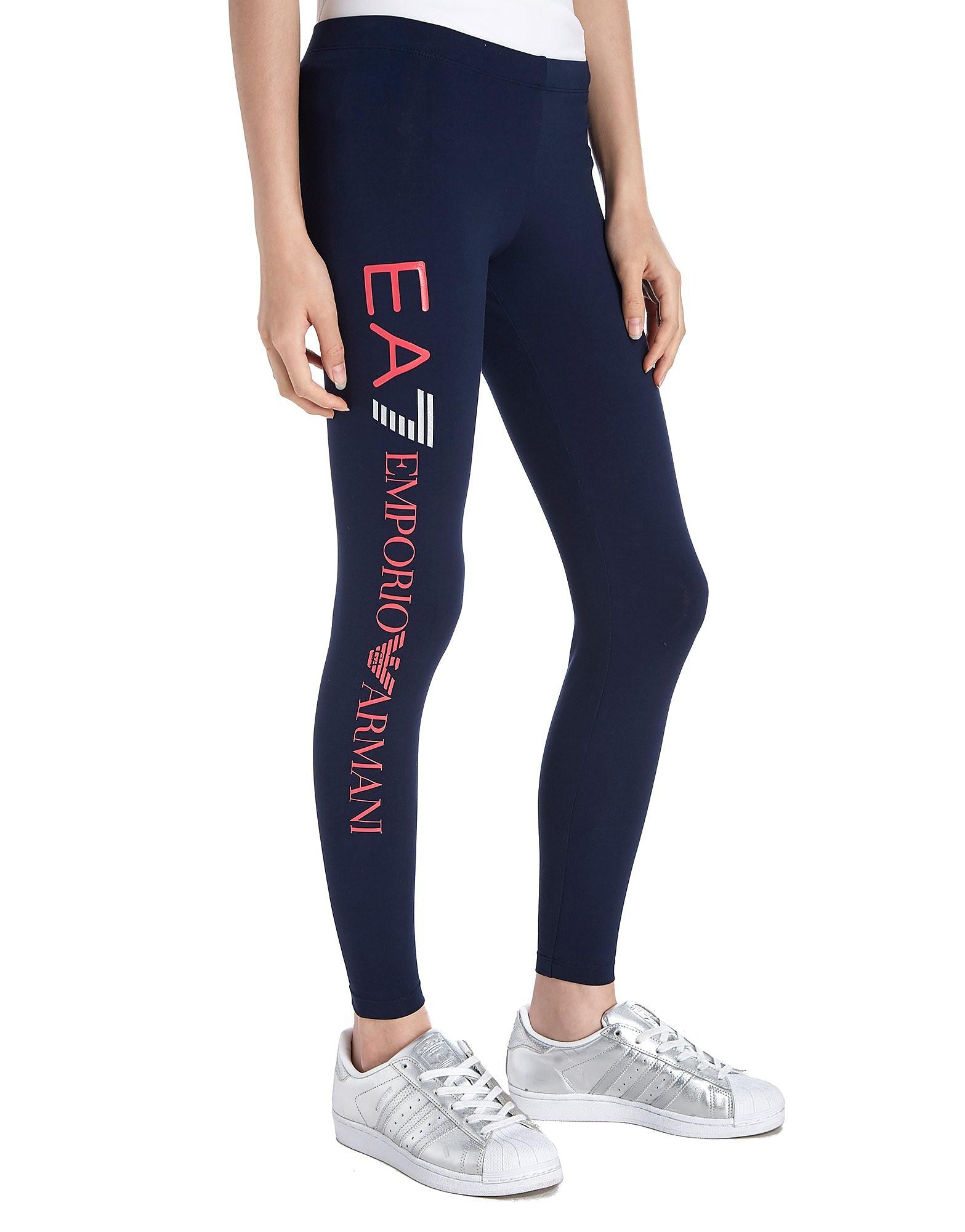 Emporio Armani EA7 Girls' Gloss Leggings Junior