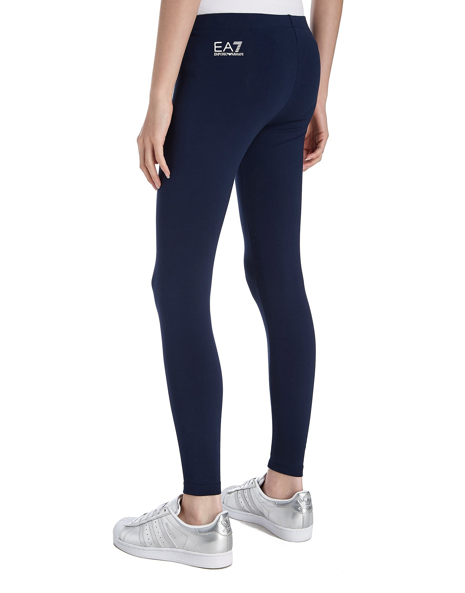 Emporio Armani EA7 Girls' Gloss Leggings Junior