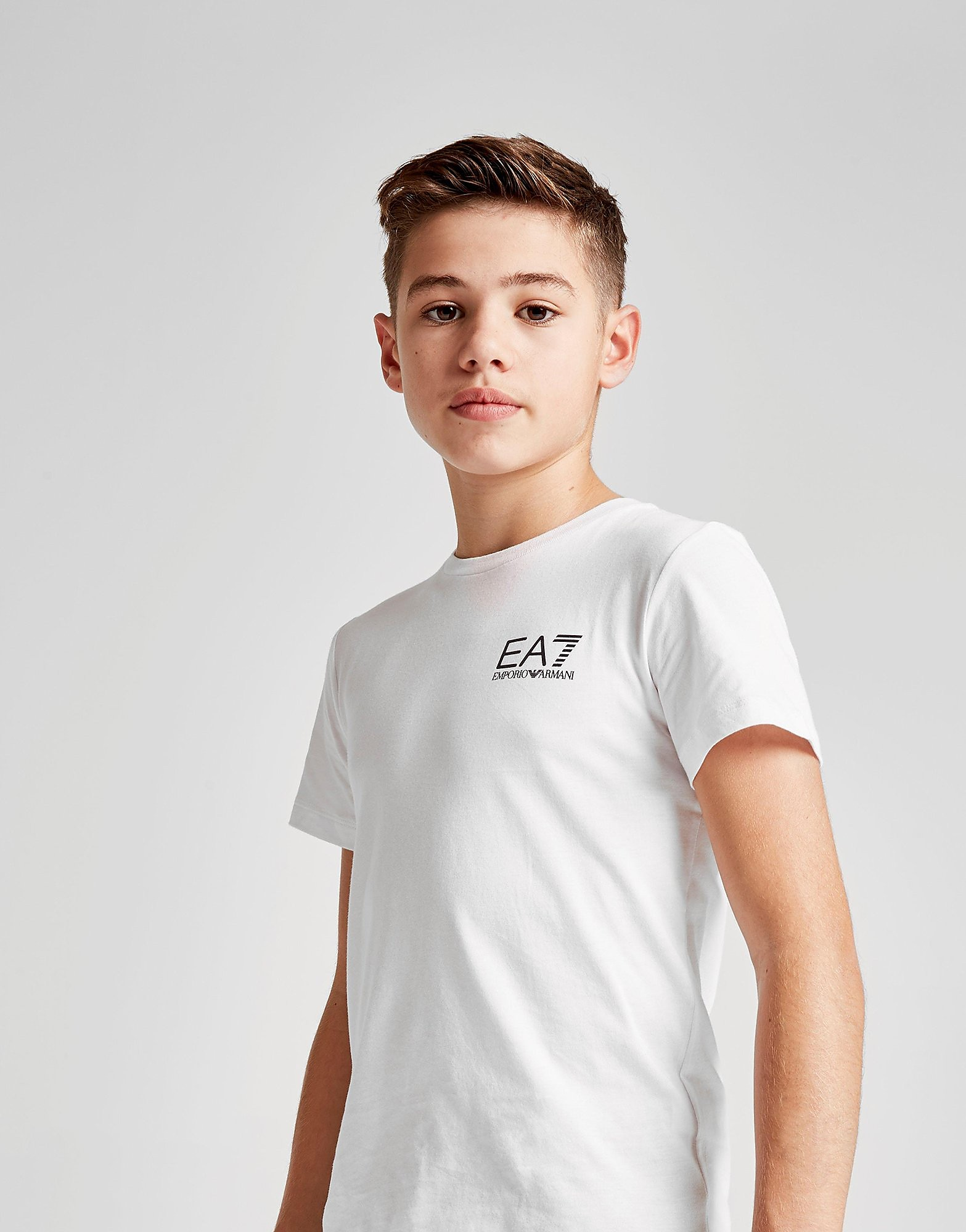 Emporio Armani EA7 Camiseta Core Logo júnior